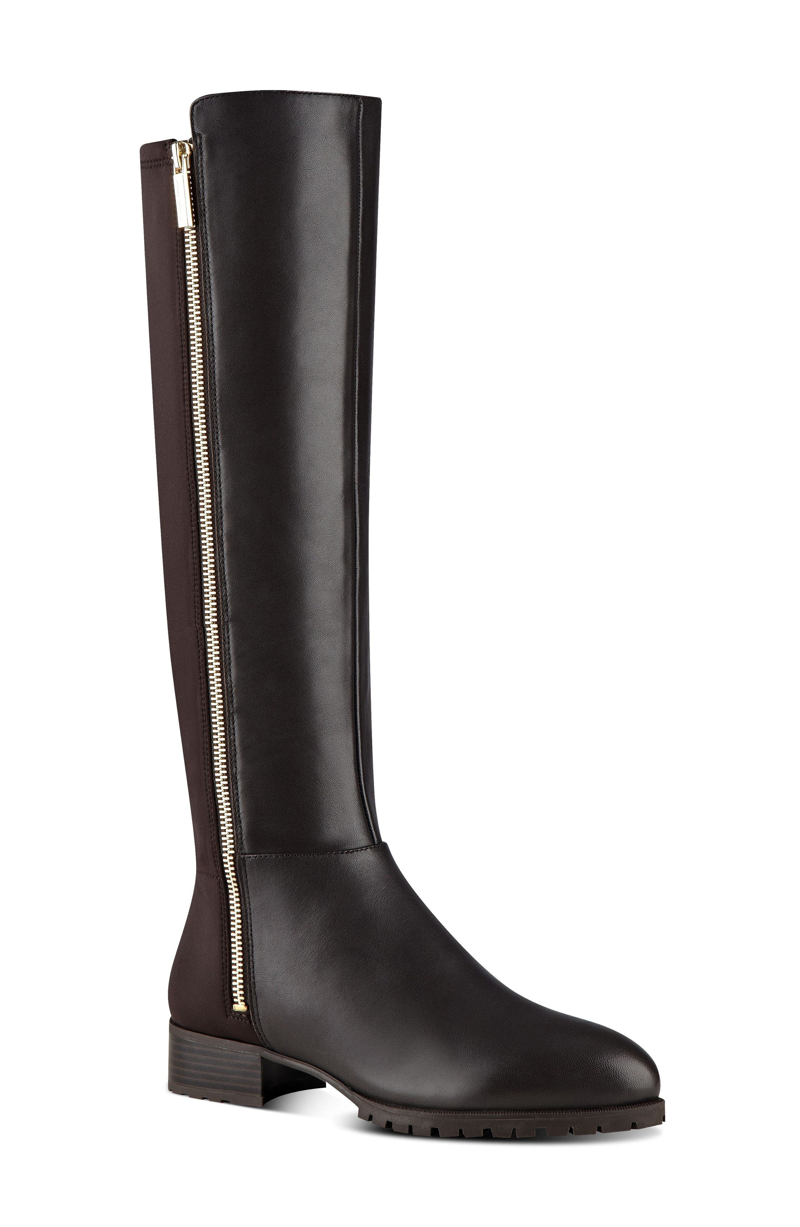 Alternate Image 1 Selected - Nine West 'Legretto' Riding Boot (Women)