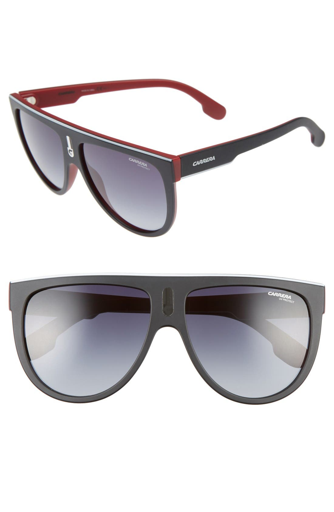 Alternate Image 1 Selected - Carrera Eyewear 1000/S 60mm Sunglasses