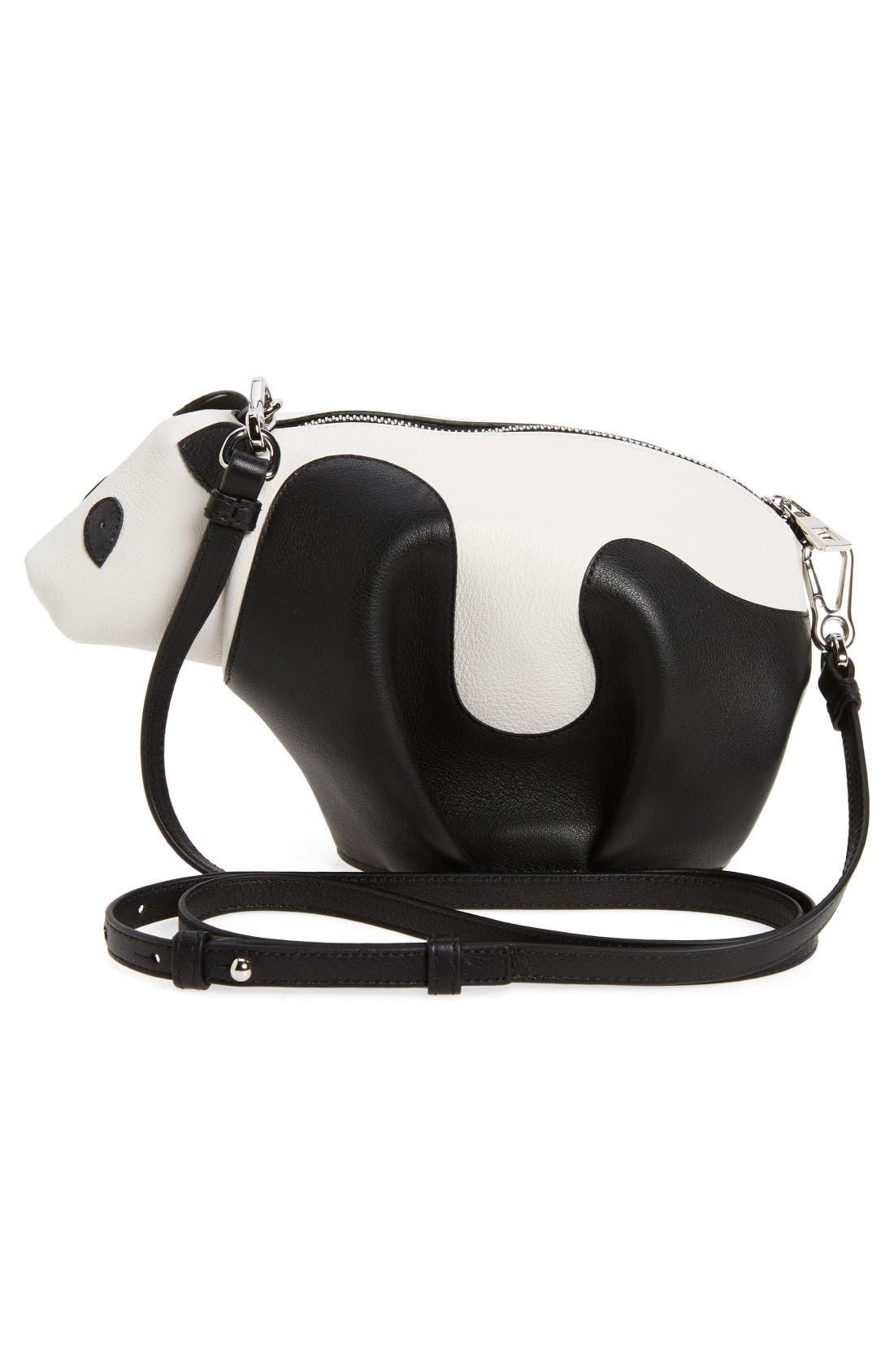 Alternate Image 5  - Loewe Panda Crossbody Bag