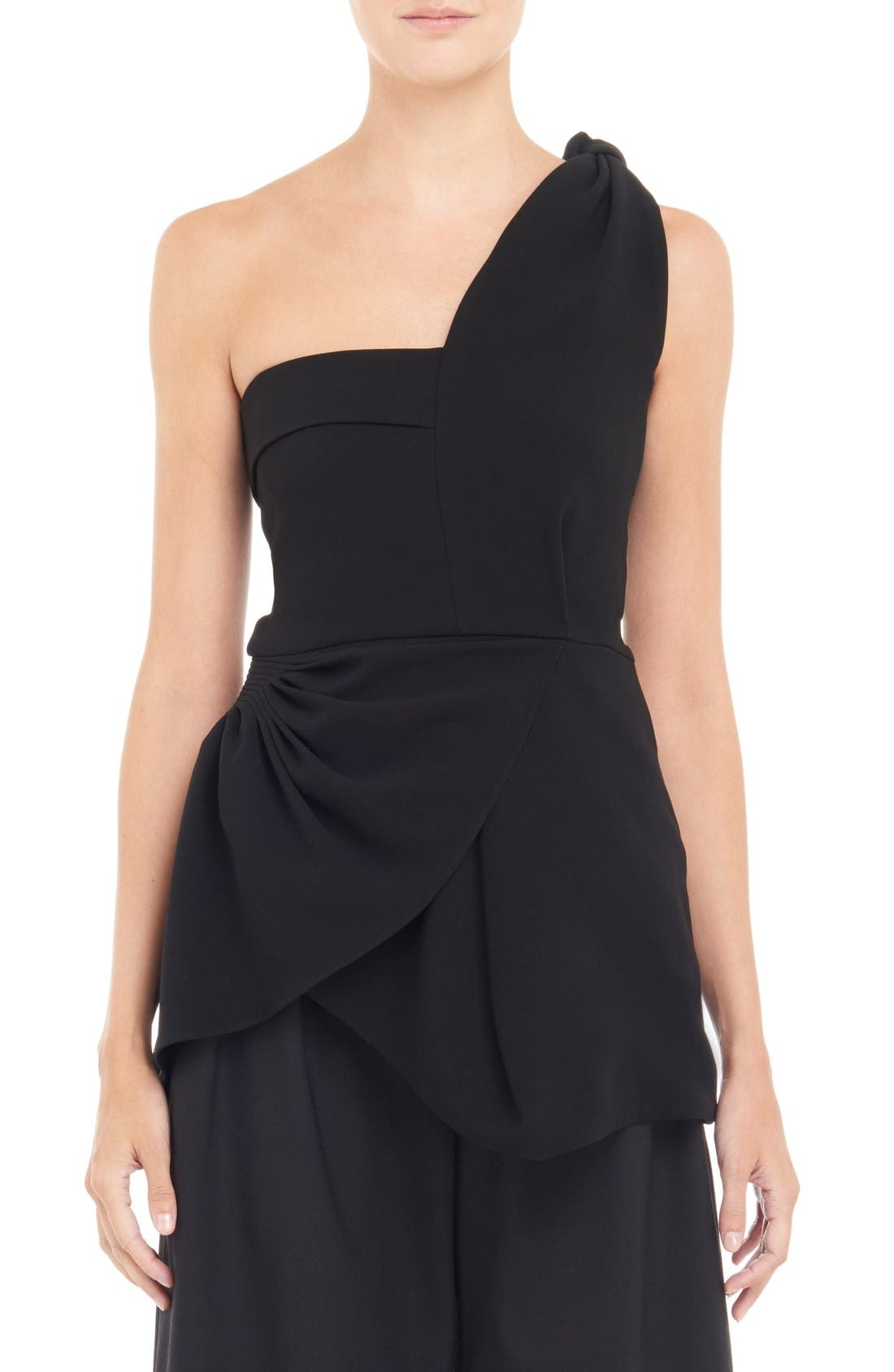 J.W.ANDERSON Beach Bodice One-Shoulder Top