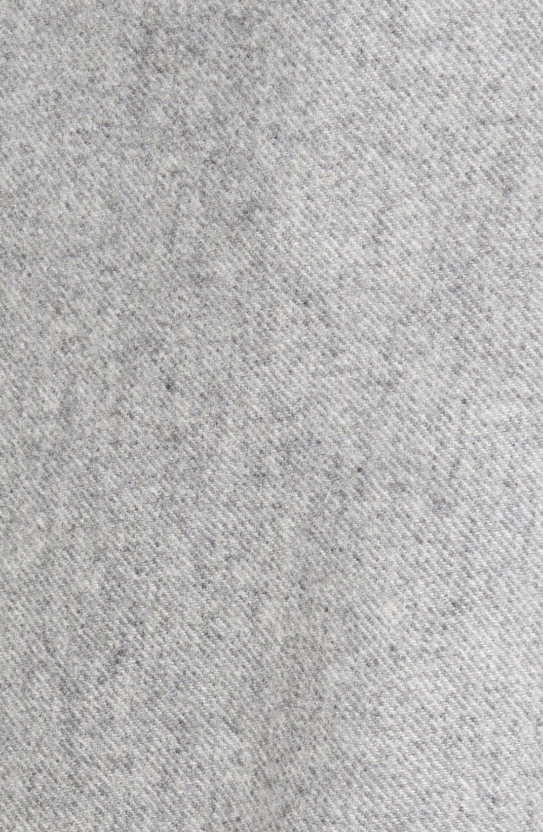Alternate Image 5  - Madewell Stripe Cape Scarf