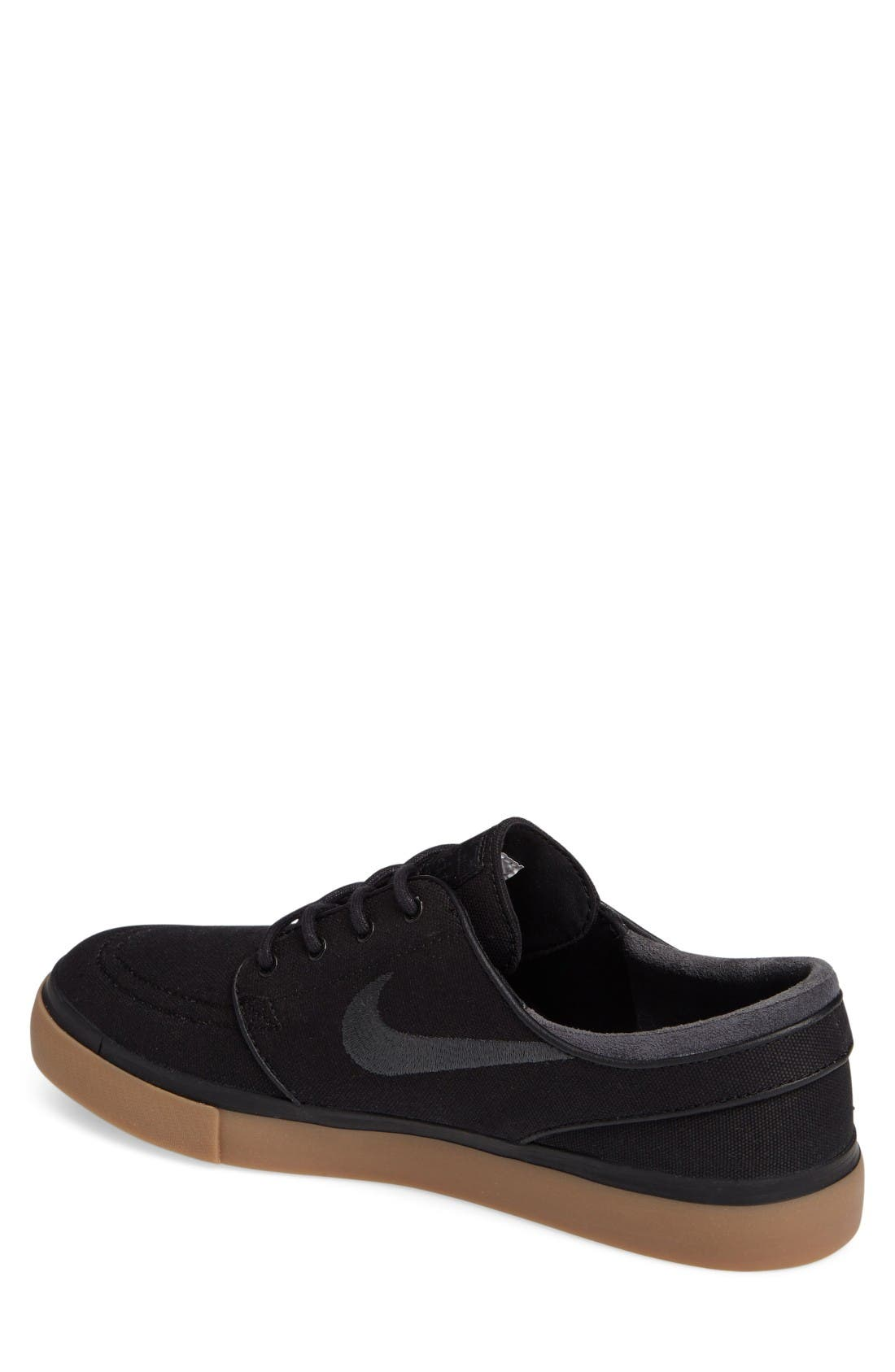 Alternate Image 2  - Nike 'Zoom - Stefan Janoski' Skate Shoe (Men)