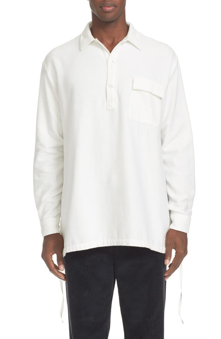 Polo shirts for men nordstrom for Athletic cut flannel shirts
