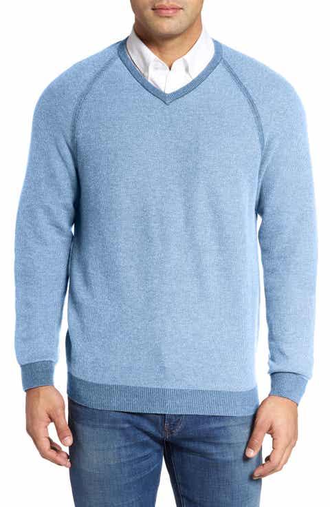 Tommy Bahama Make Mine a Double Sweater (Big   Tall)