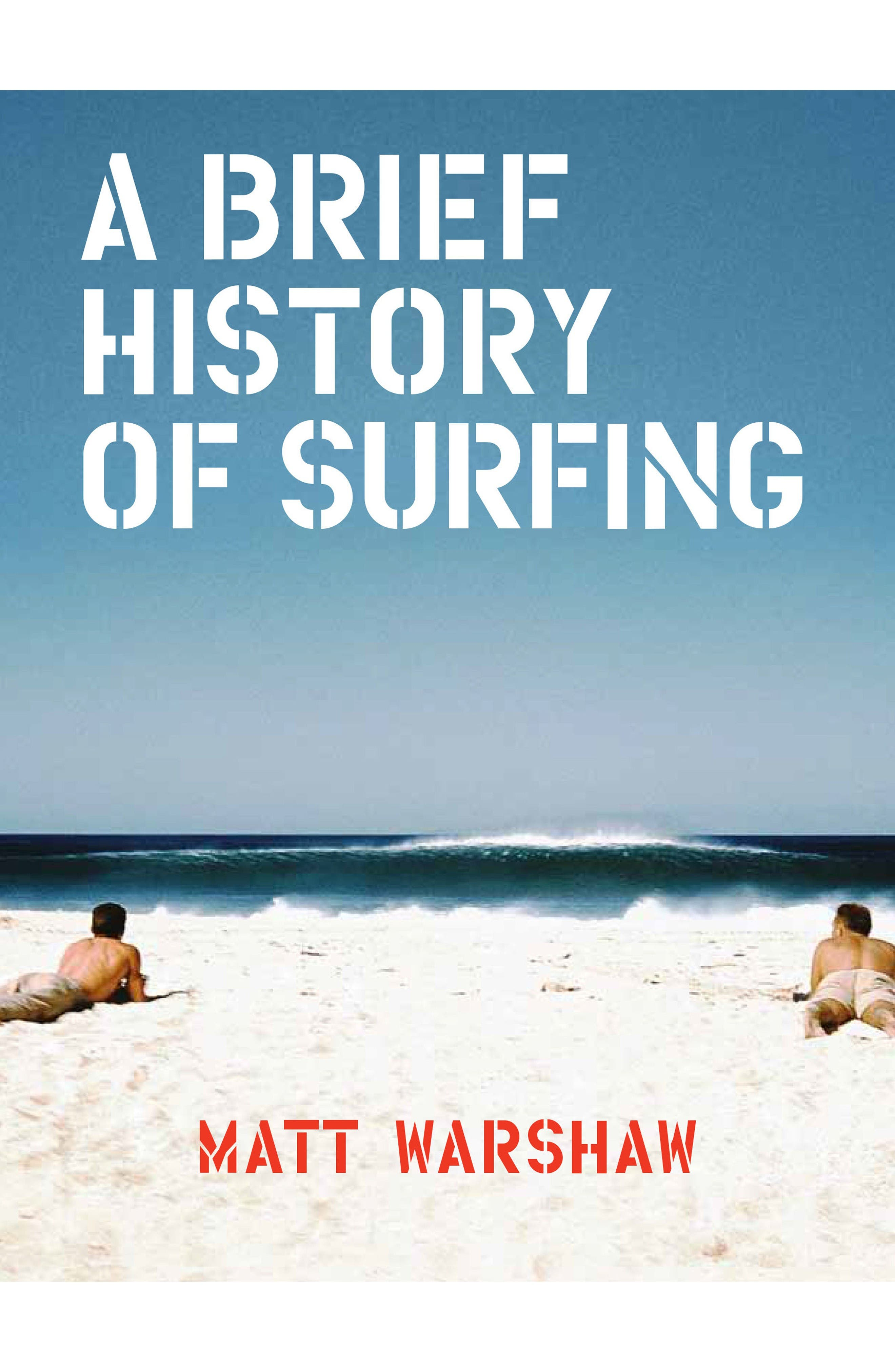 Main Image - A Brief History of Surfing Book