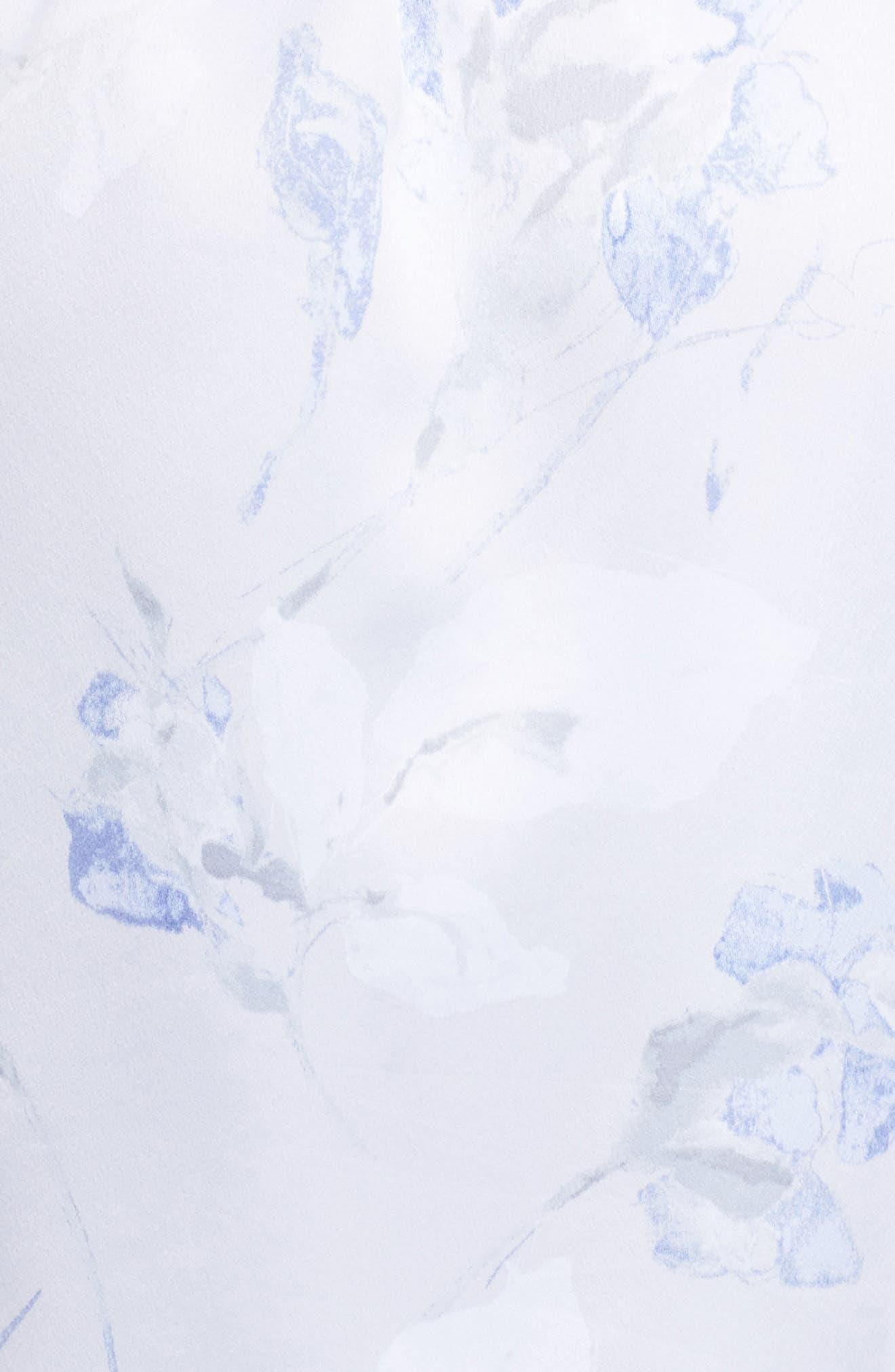 Alternate Image 5  - Lauren Ralph Lauren Satin Wrap