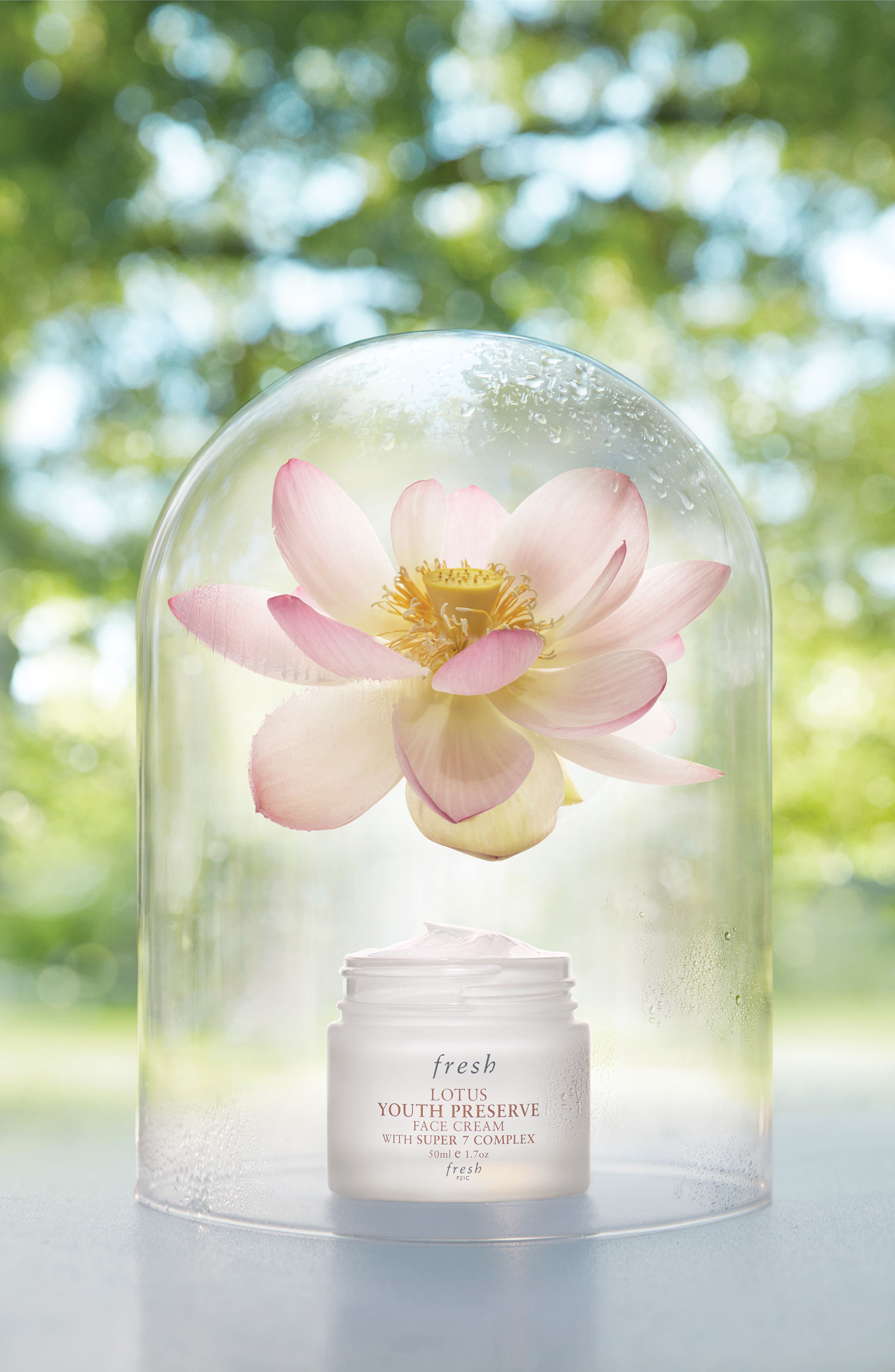Alternate Image 2  - Fresh® Lotus Youth Preserve Face Cream