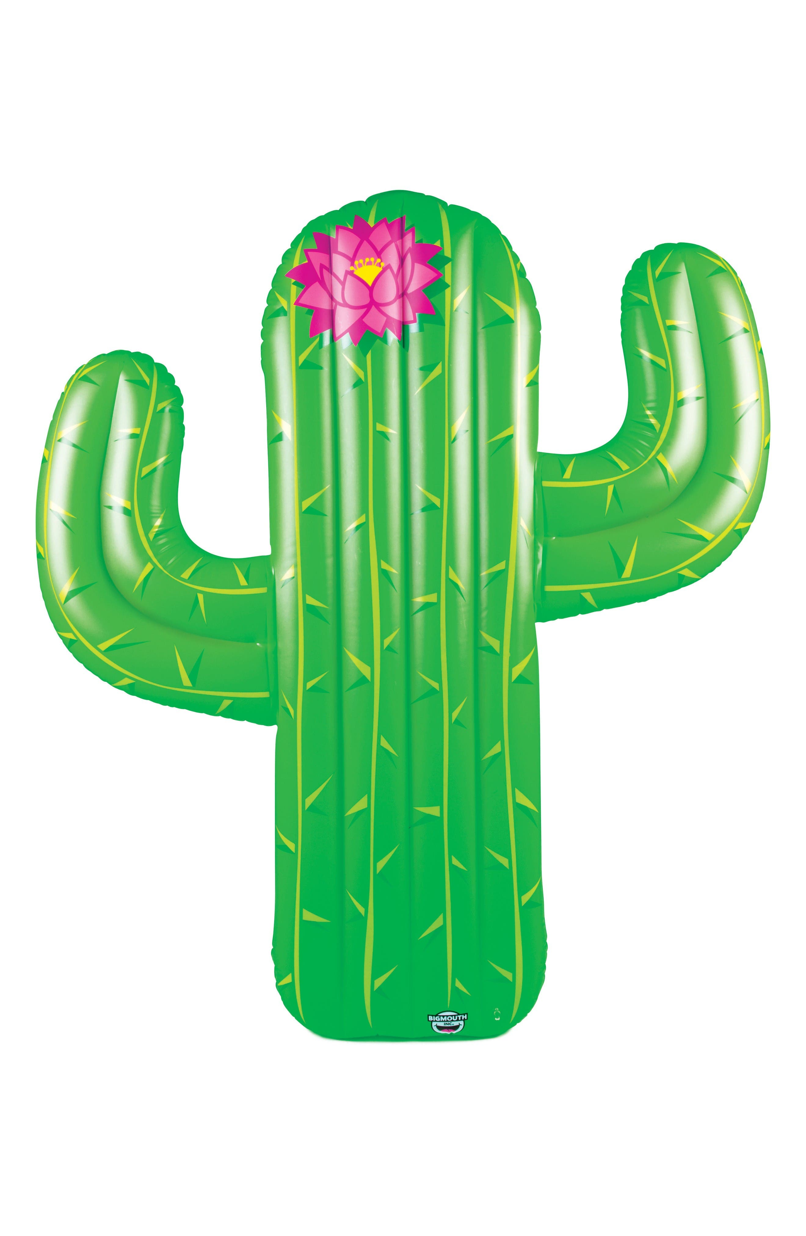Alternate Image 1 Selected - BigMouth Inc. Cactus Pool Float