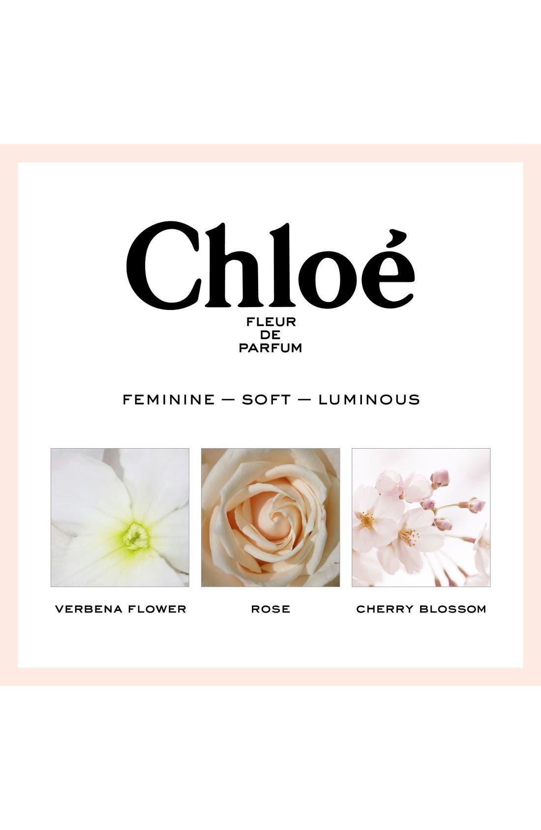 Alternate Image 4  - Chloé 'Fleur de Parfum' Eau de Parfum
