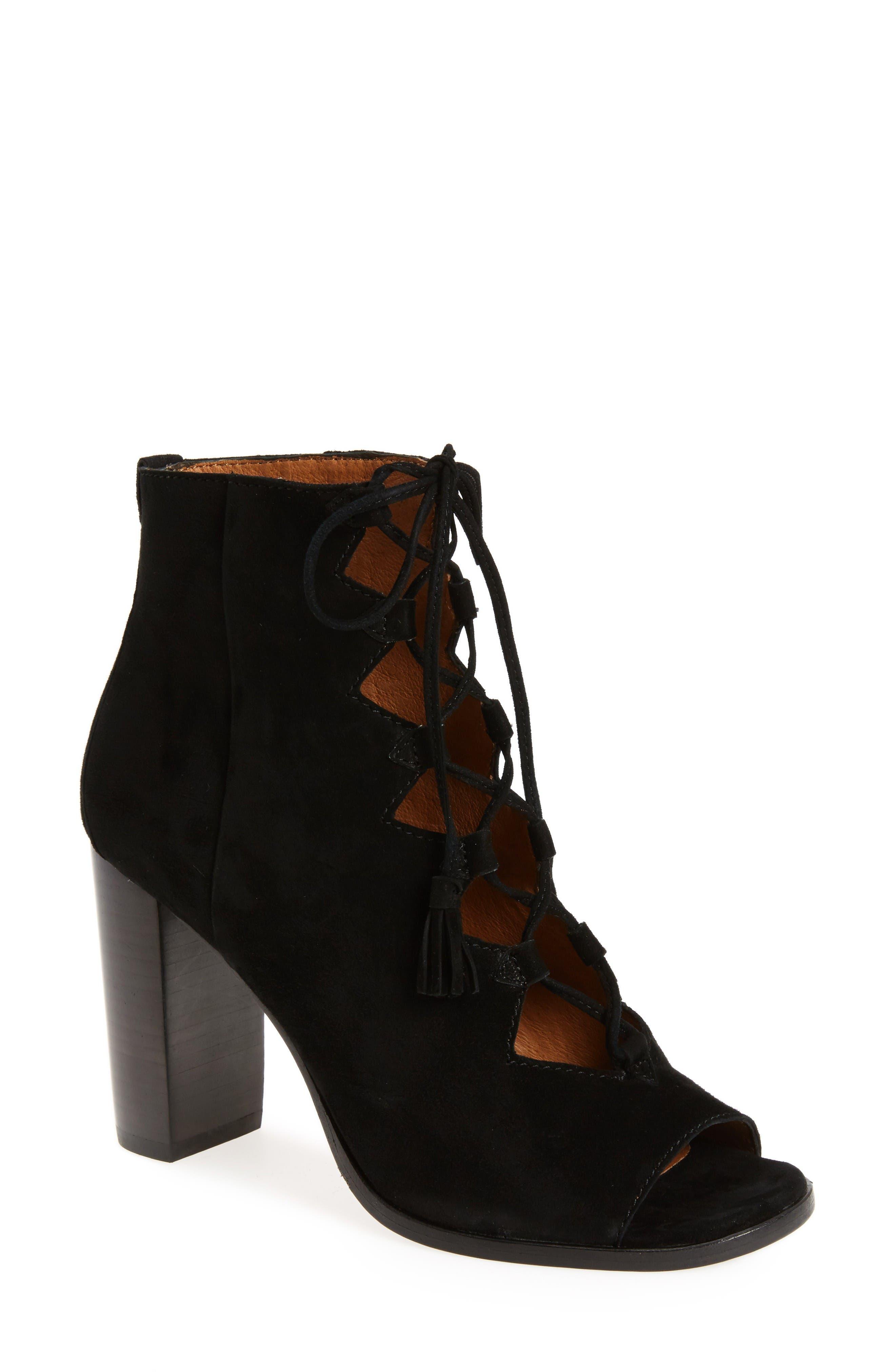 FRYE 'Gabby' Ghillie Sandal