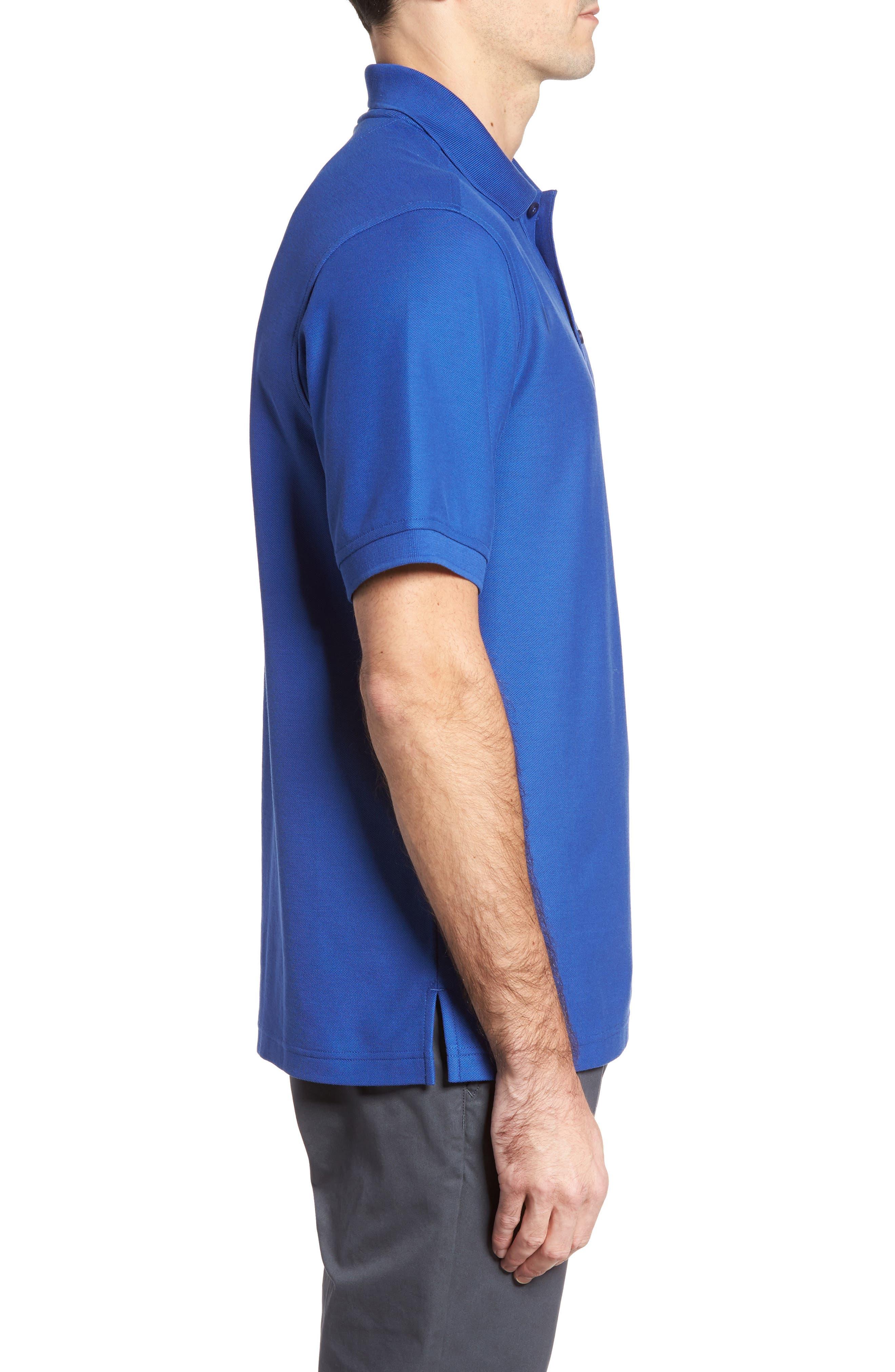 Alternate Image 3  - Nordstrom Men's Shop 'Classic' Regular Fit Piqué Polo