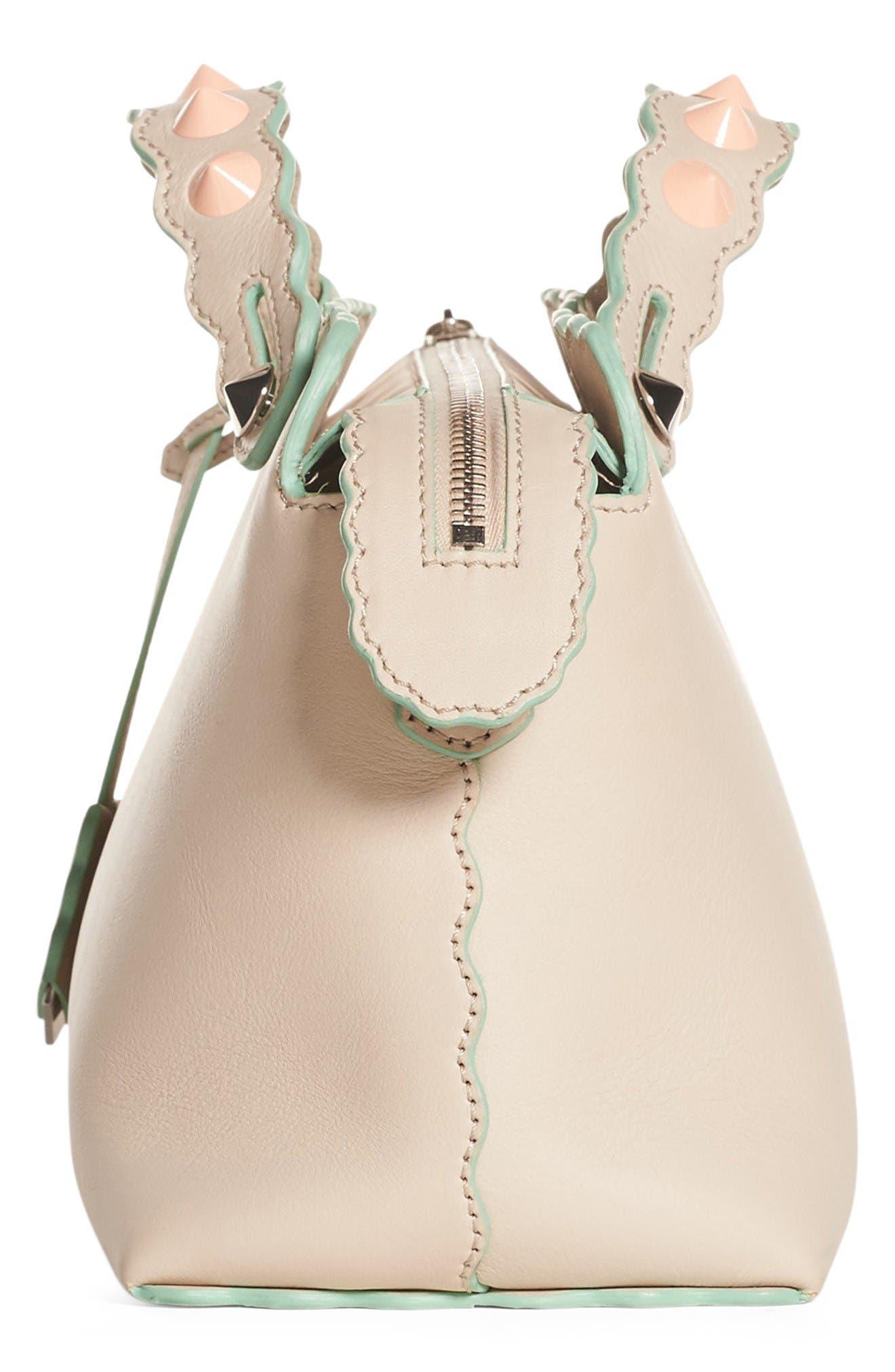Alternate Image 4  - Fendi Medium By The Way Leather Shoulder Bag