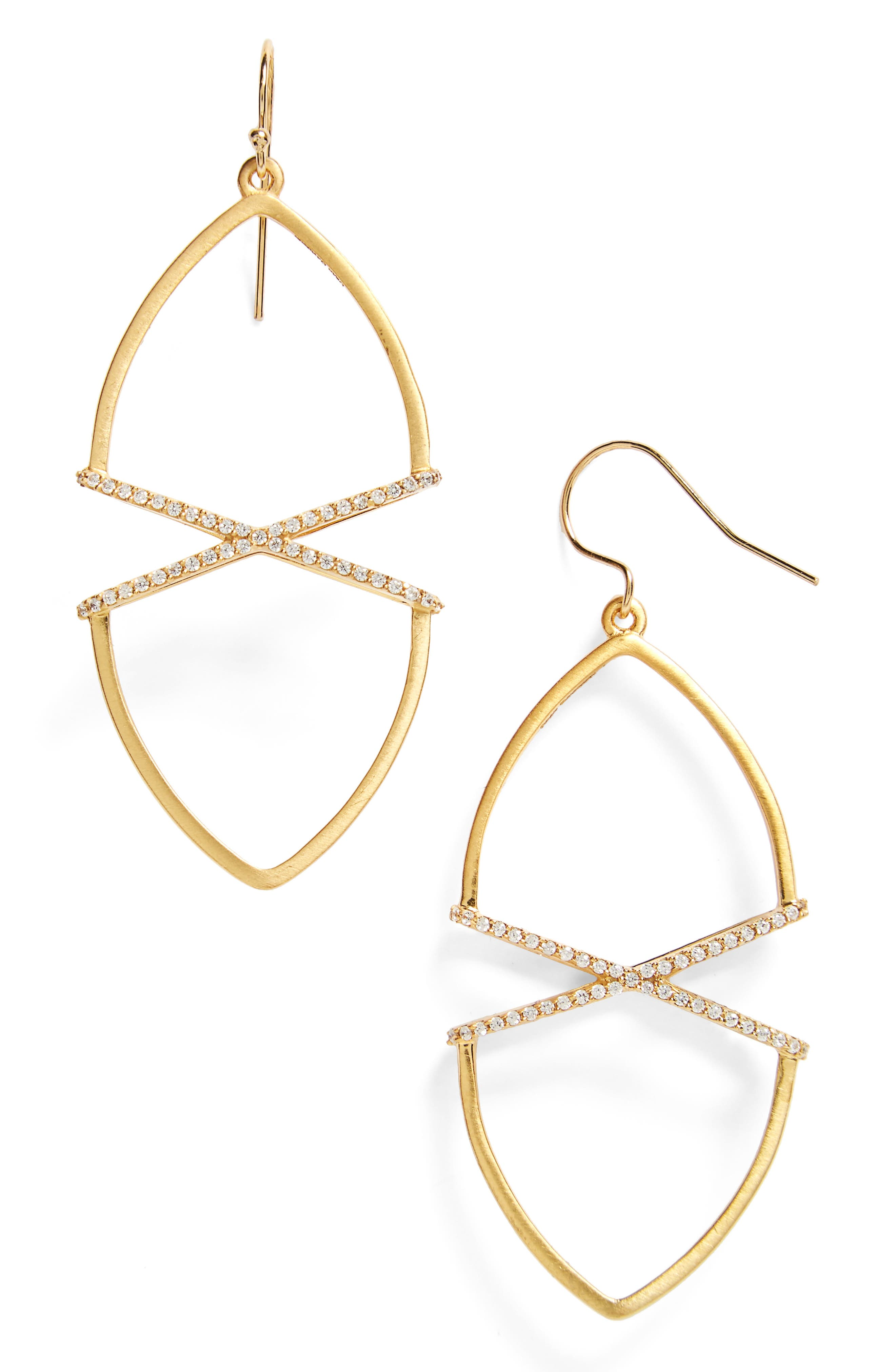 DEAN DAVIDSON Infinite Drop Earrings