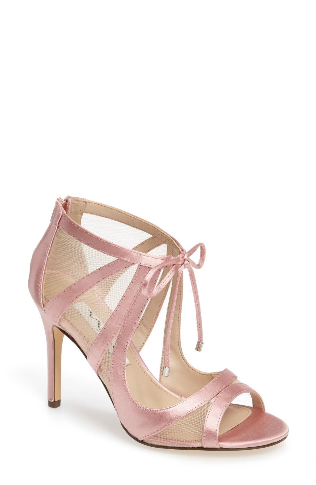Alternate Image 1 Selected - Nina Cherie Illusion Sandal (Women)