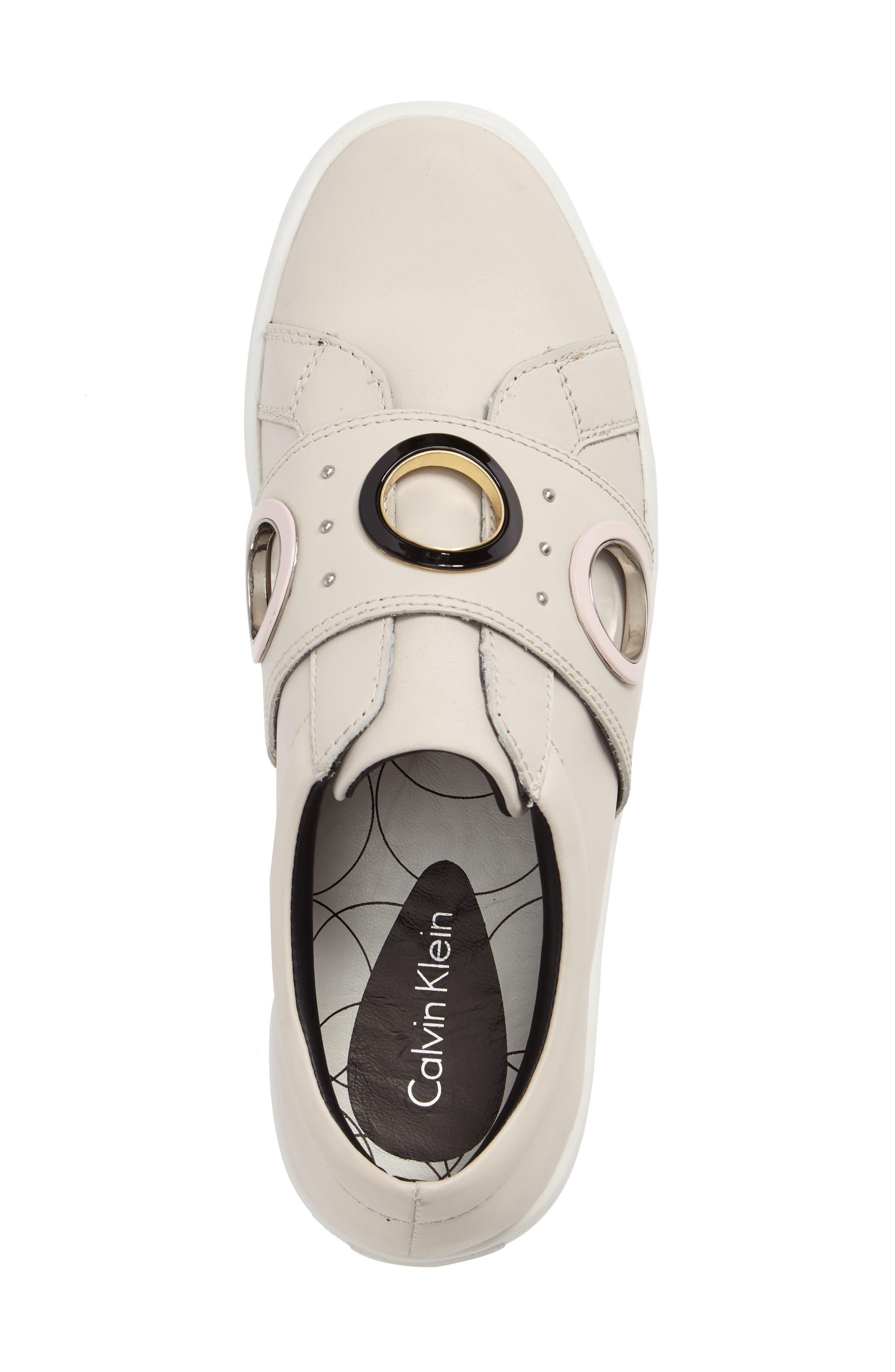 Alternate Image 3  - Calvin Klein Danette Slip-On Sneaker (Women)
