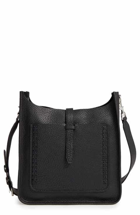 Rebecca Minkoff Unlined Whipstitch Feed Bag