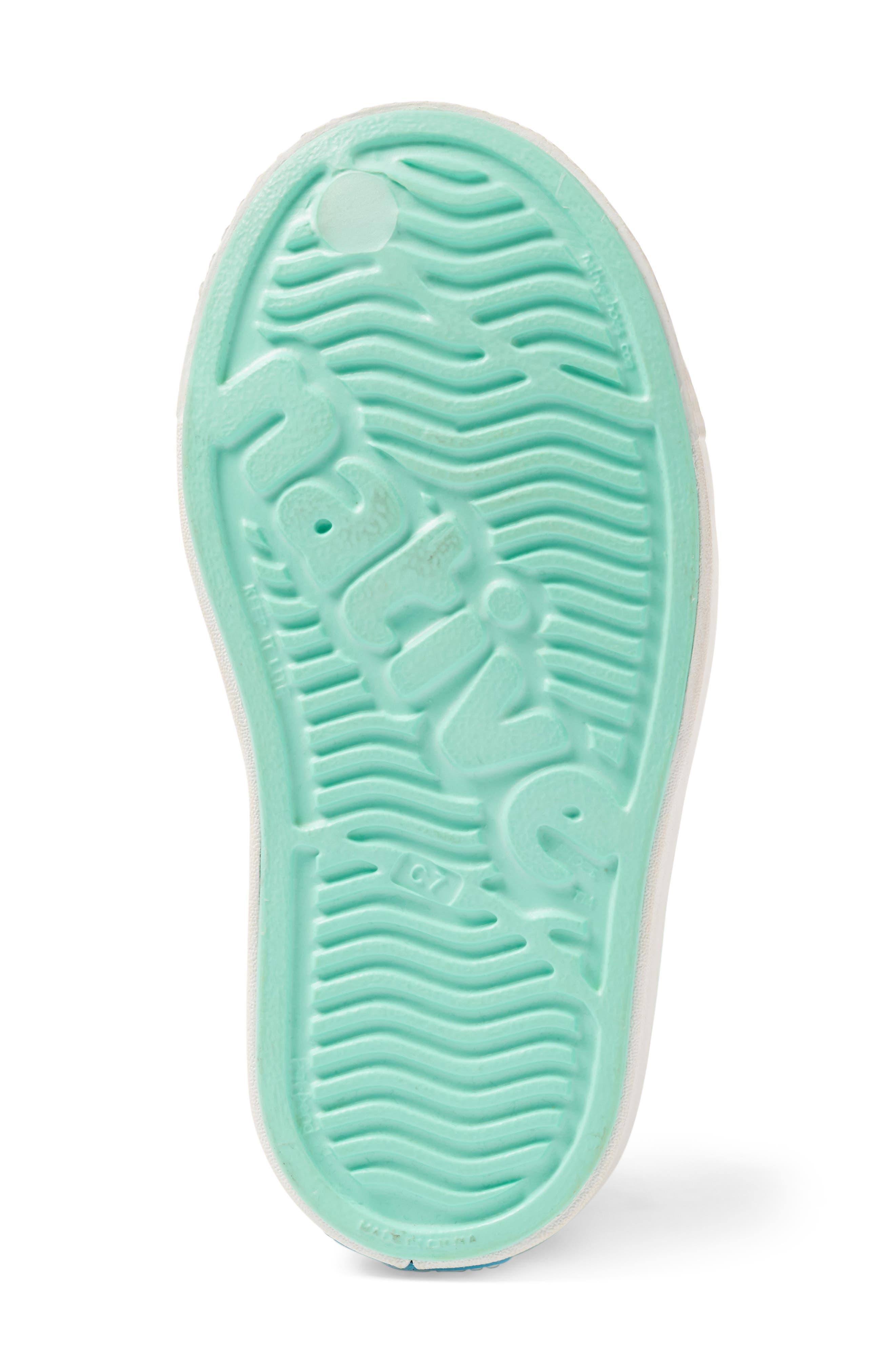 Alternate Image 4  - Native Shoes 'Jefferson' Iridescent Slip-On Sneaker (Baby, Walker, Toddler & Little Kid)