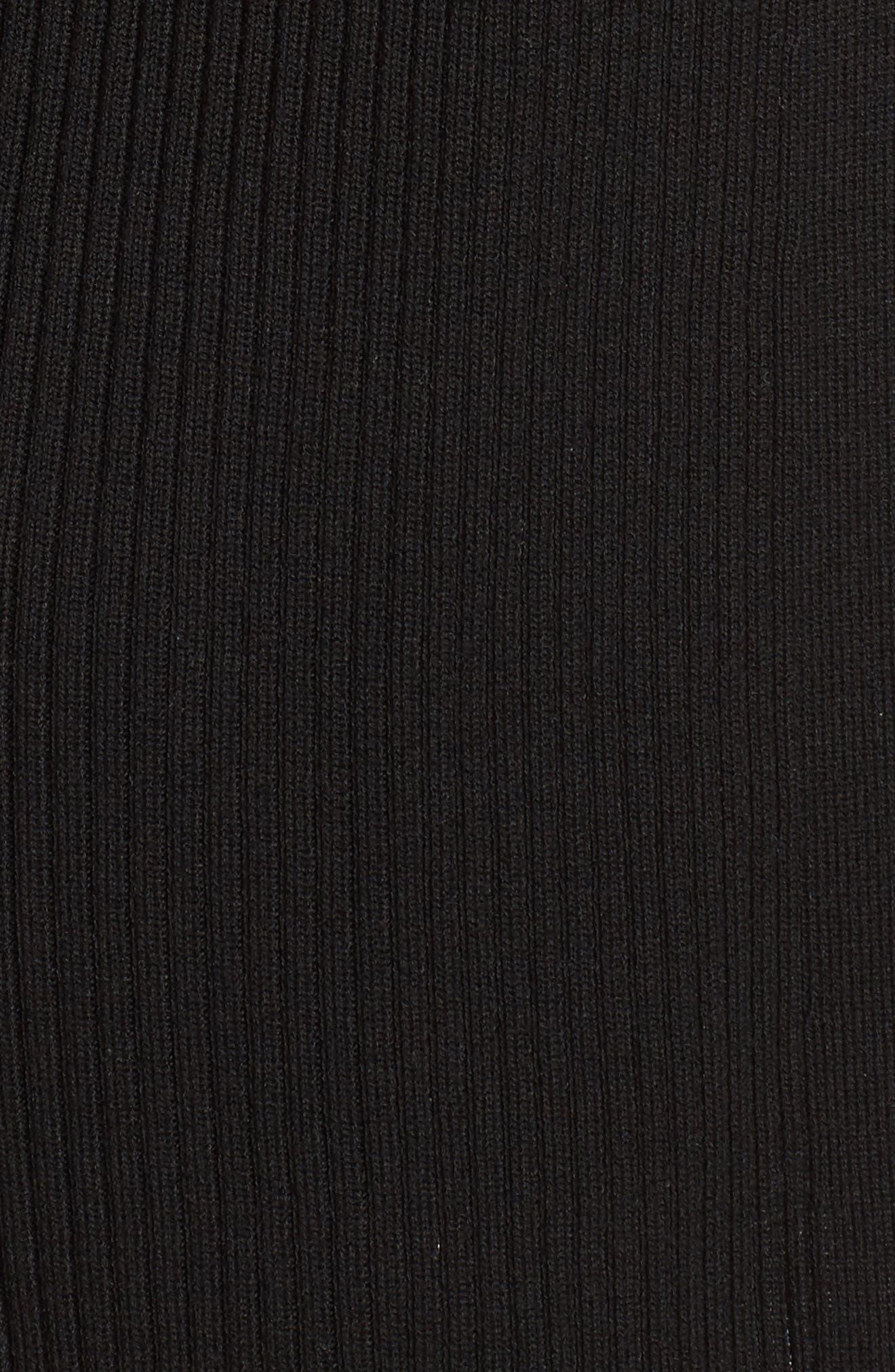 Alternate Image 5  - Eileen Fisher Rib Knit Cardigan (Regular & Petite)