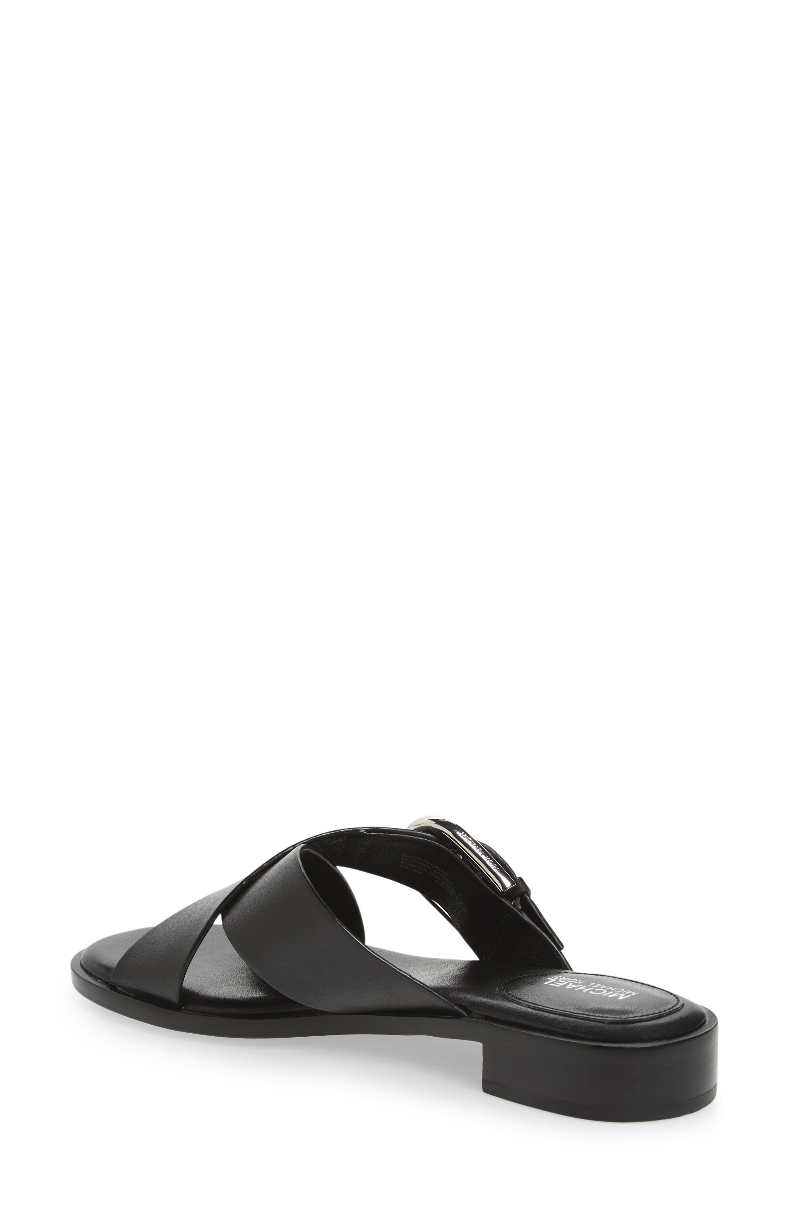 Alternate Image 2  - MICHAEL Michael Kors Cooper Buckle Sandal (Women)