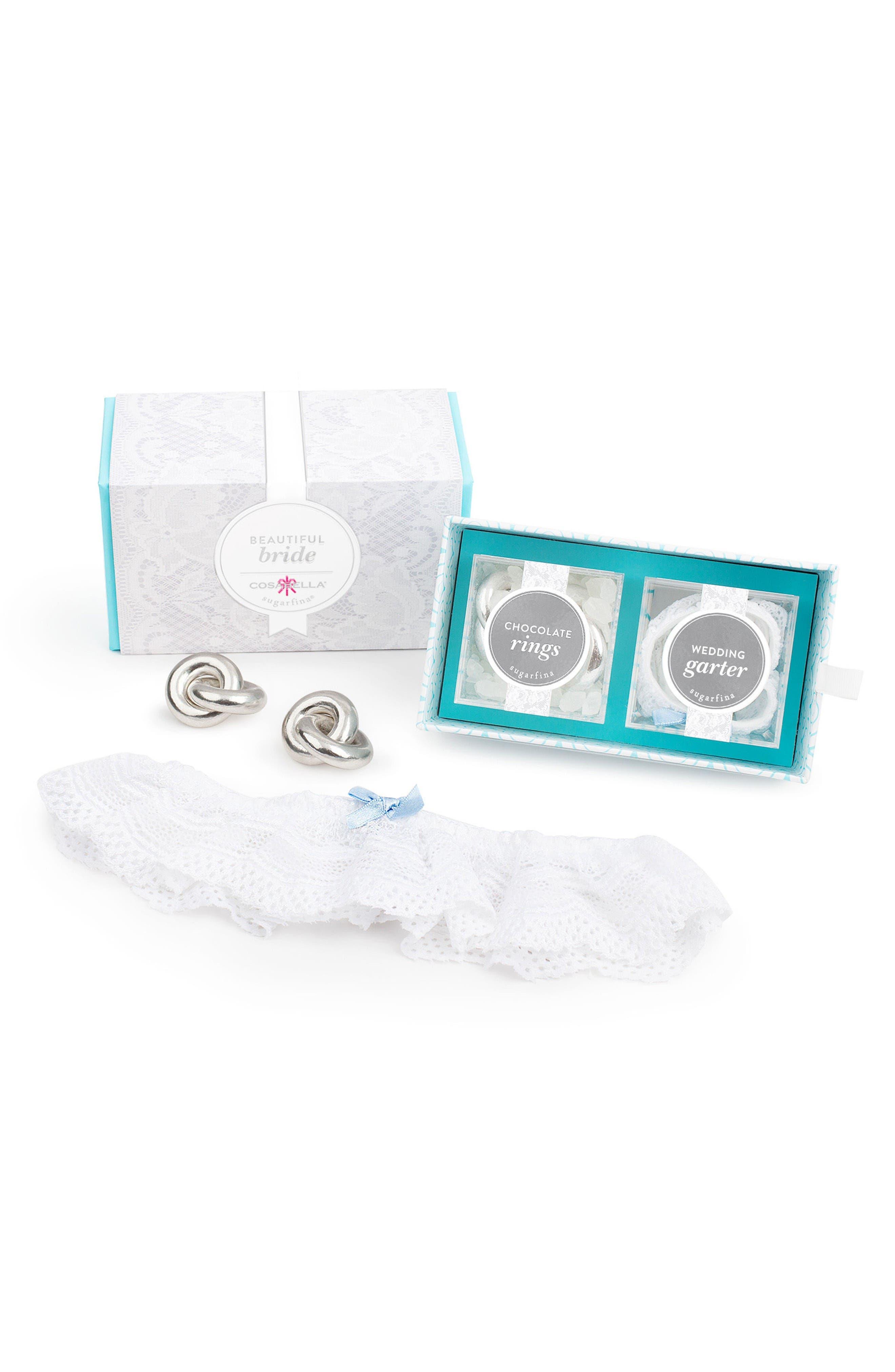 sugarfina x Cosabella Beautiful Bride Gift Box Set
