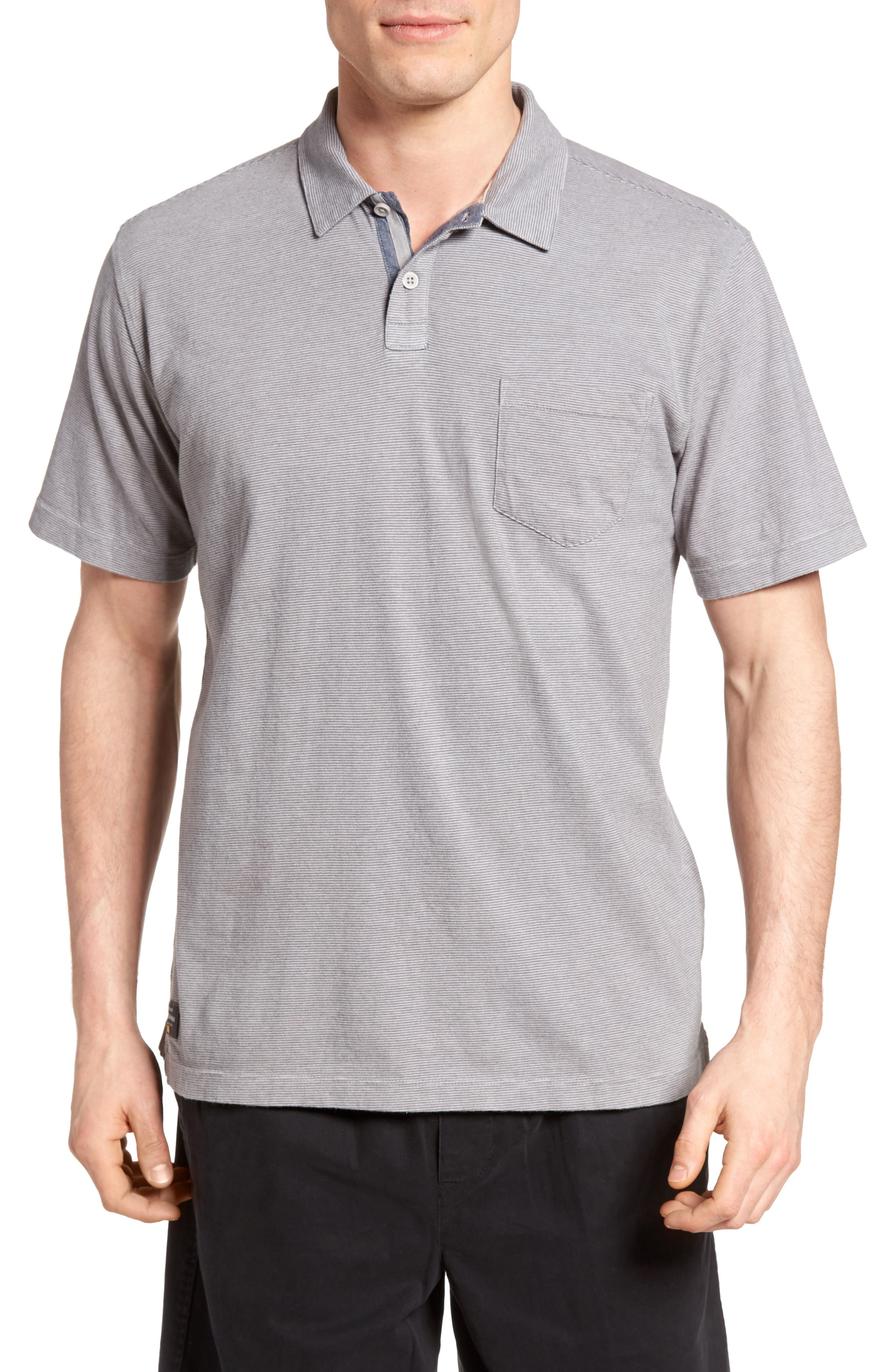 Quiksilver Waterman Collection Strolo 6 Pocket Polo