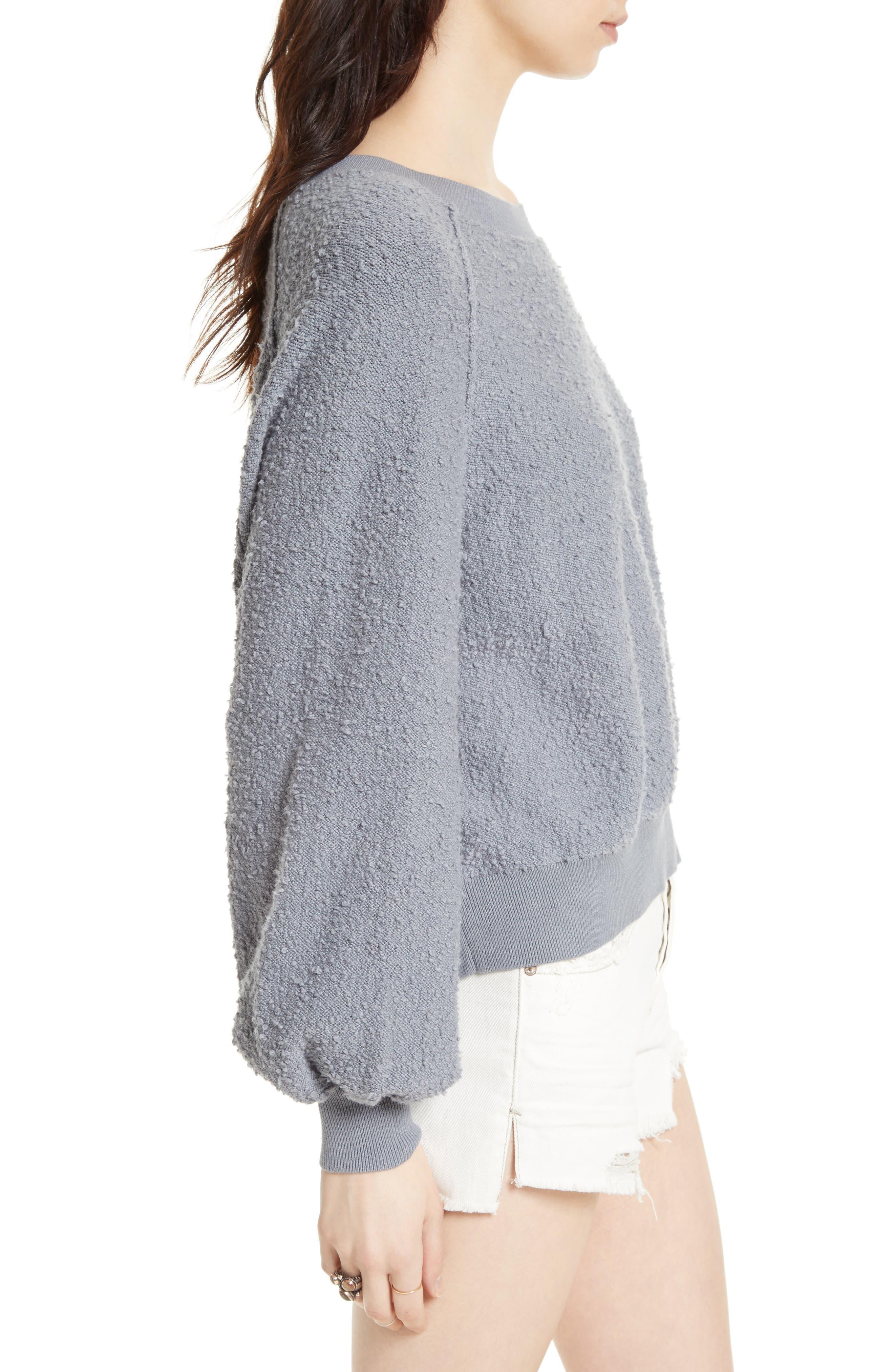 Alternate Image 3  - Free People Found My Friend Sweatshirt