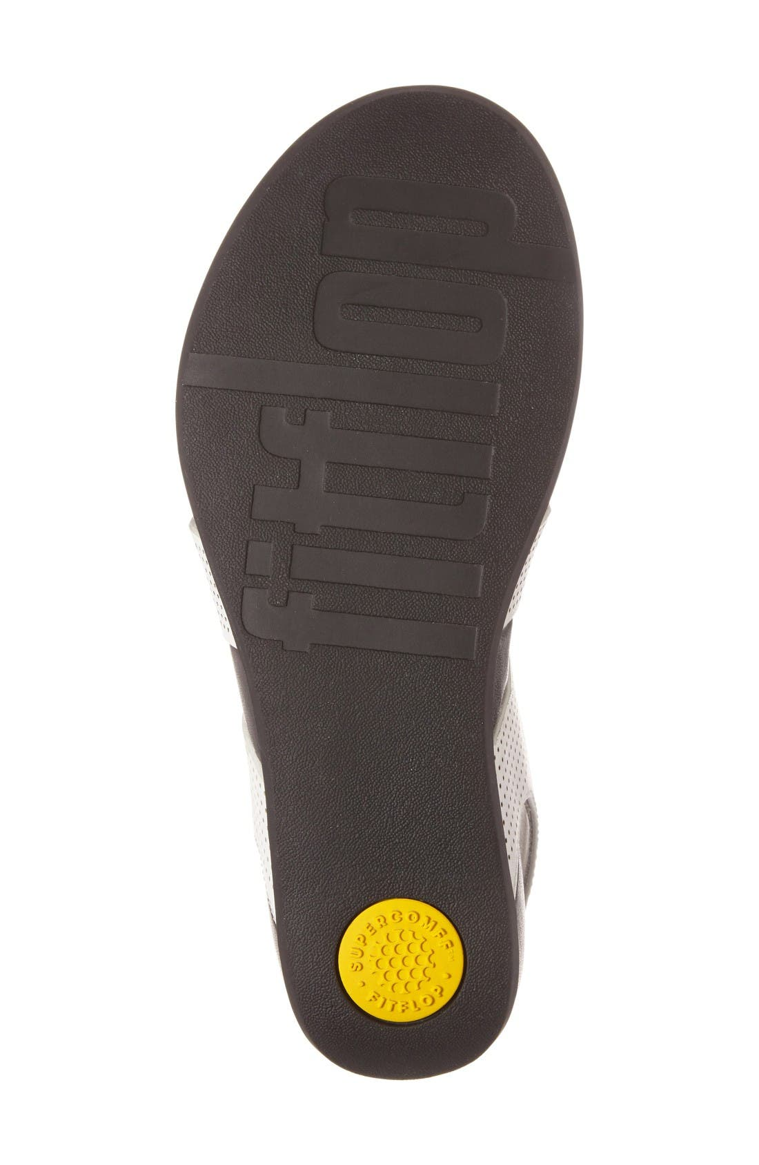 Alternate Image 4  - FitFlop Gladdie Lace-Up Sandal (Women)