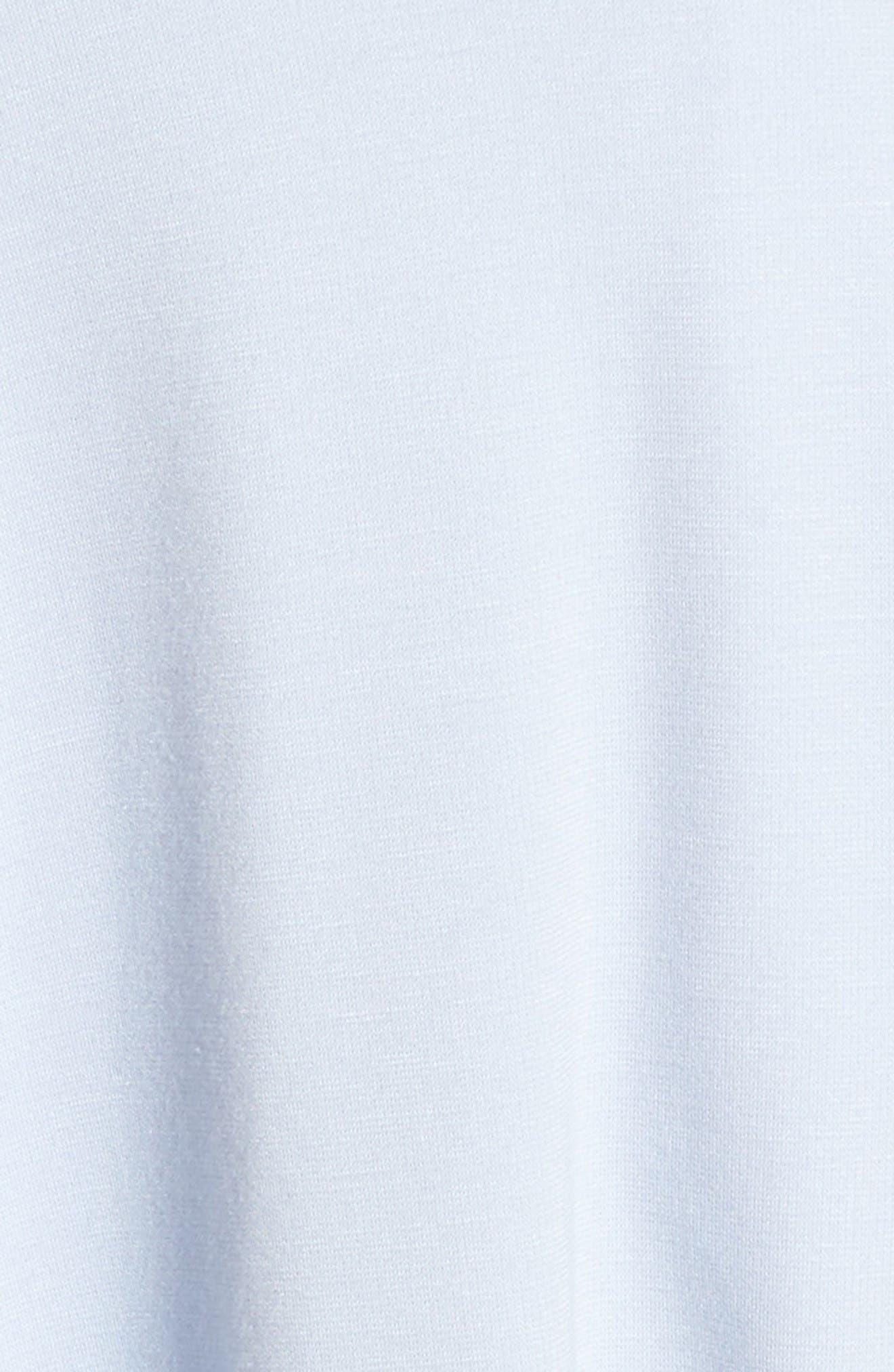 Alternate Image 5  - Leith Cold Shoulder Midi Dress