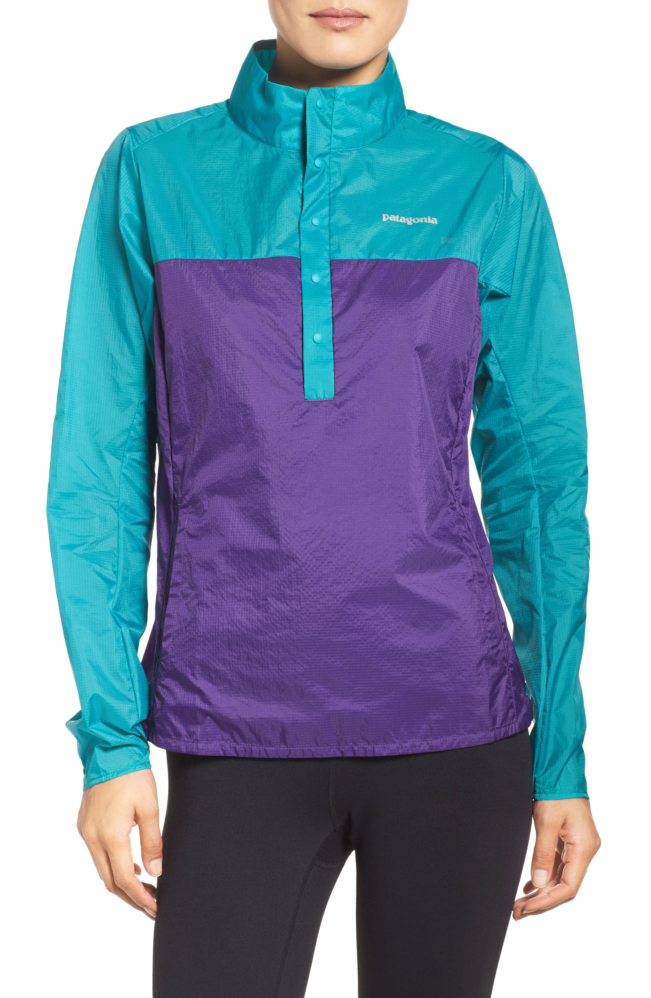 Alternate Image 1 Selected - Patagonia Houdini Water Repellent Jacket