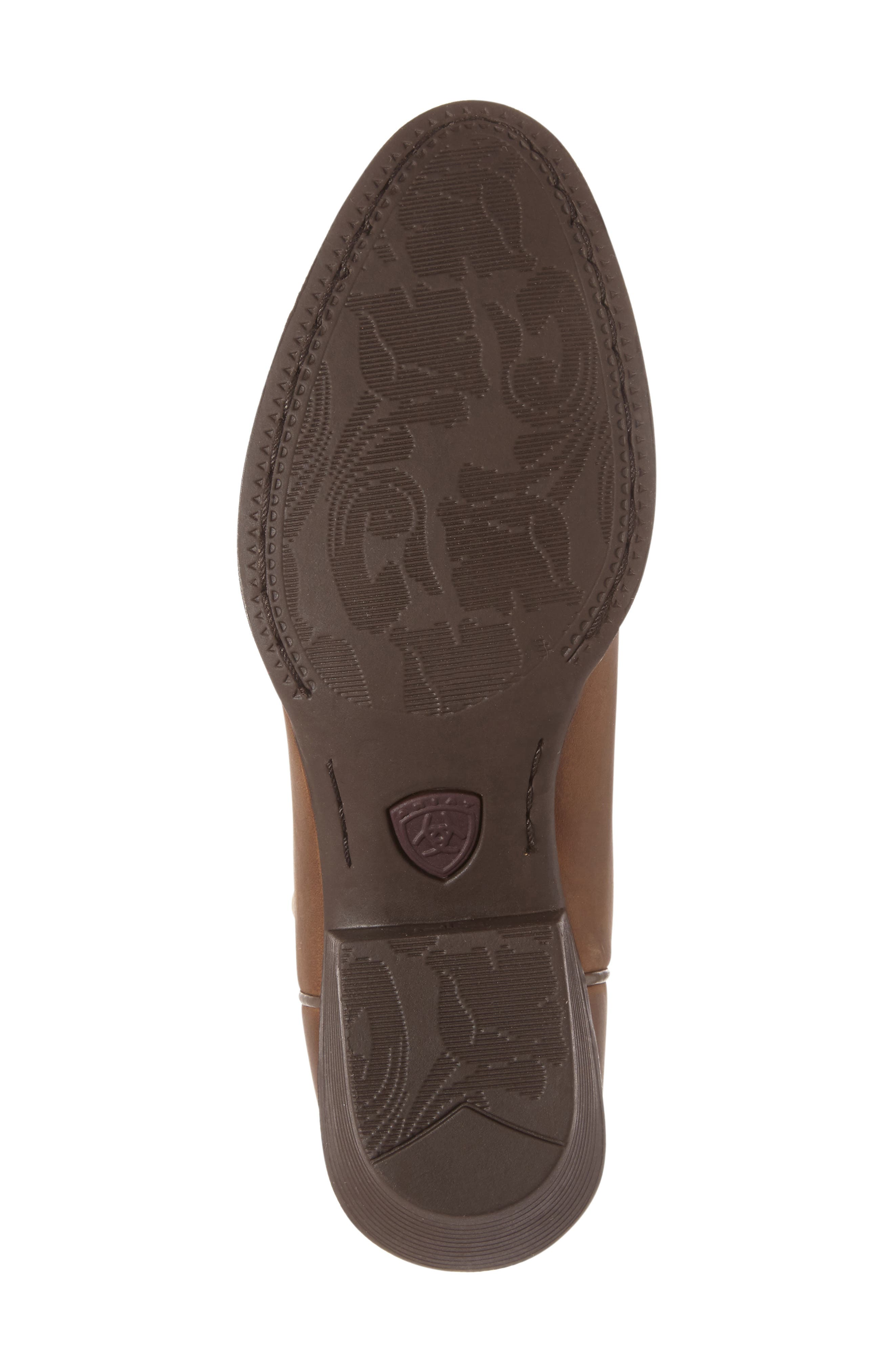 Alternate Image 4  - Ariat New West Collection - Magnolia Western Boot (Women)