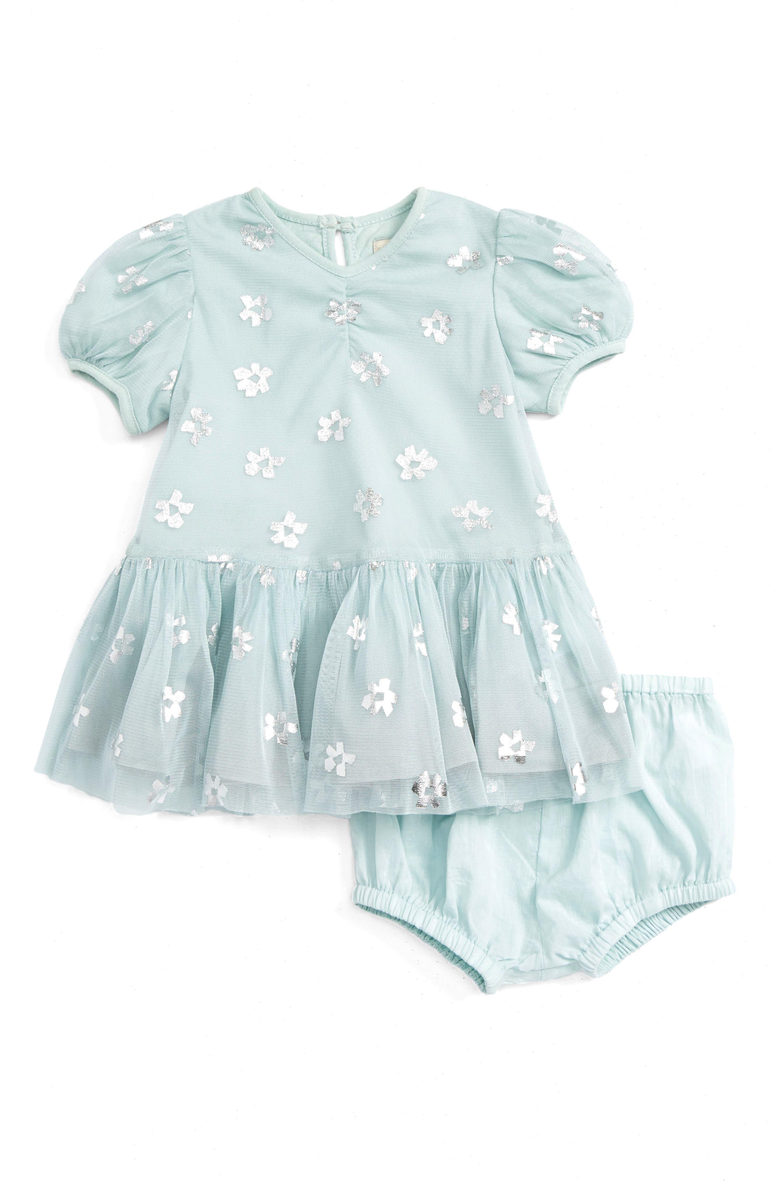 Stella McCartney Kids Missy Tulle Dress (Baby Girls)