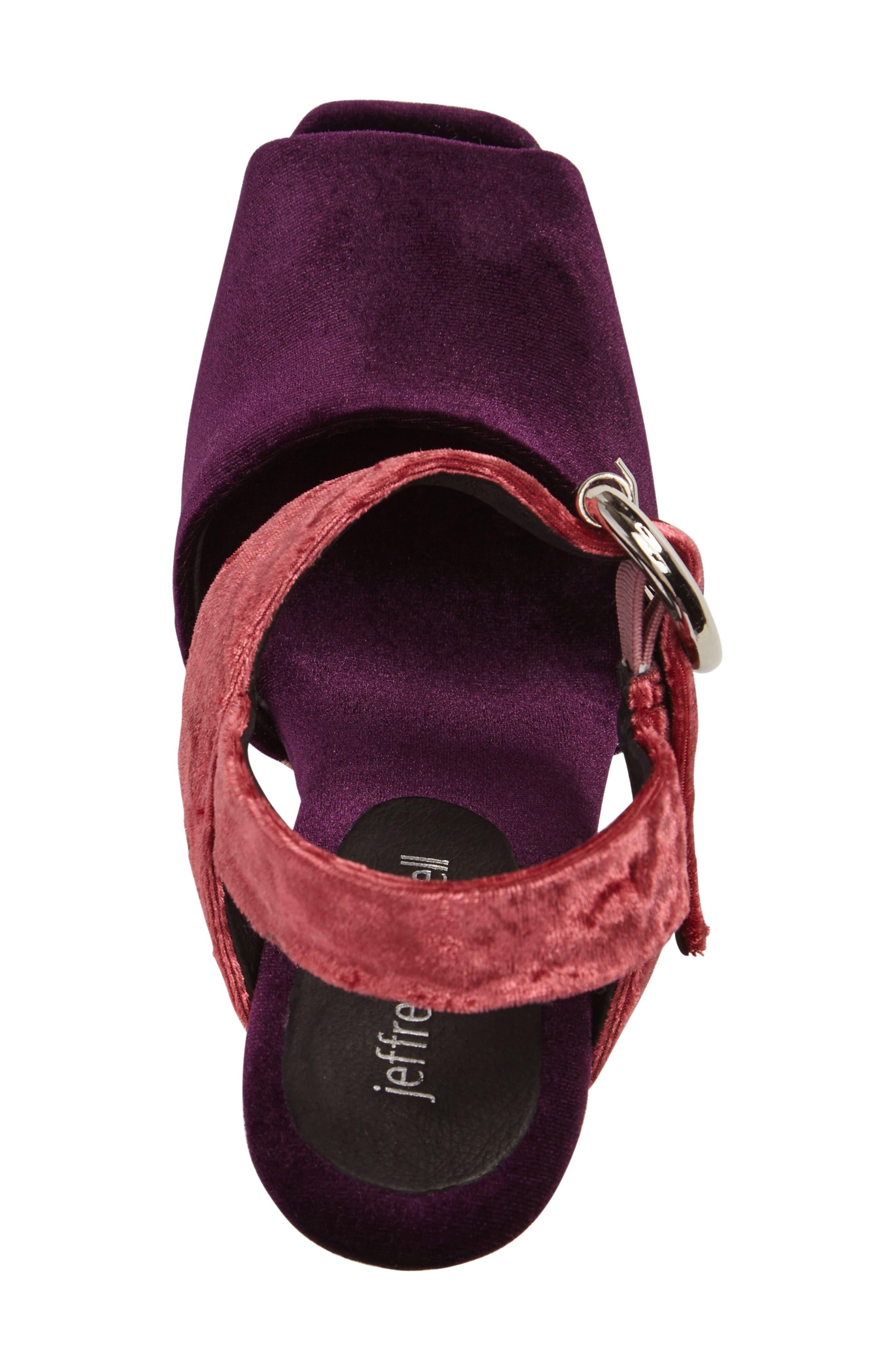 Alternate Image 3  - Jeffrey Campbell Mitra Platform Sandal (Women)