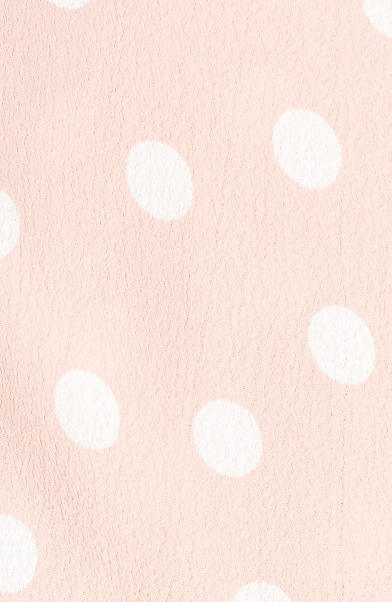 Alternate Image 5  - Tularosa Sid Wrap Maxi Dress (Nordstrom Exclusive)