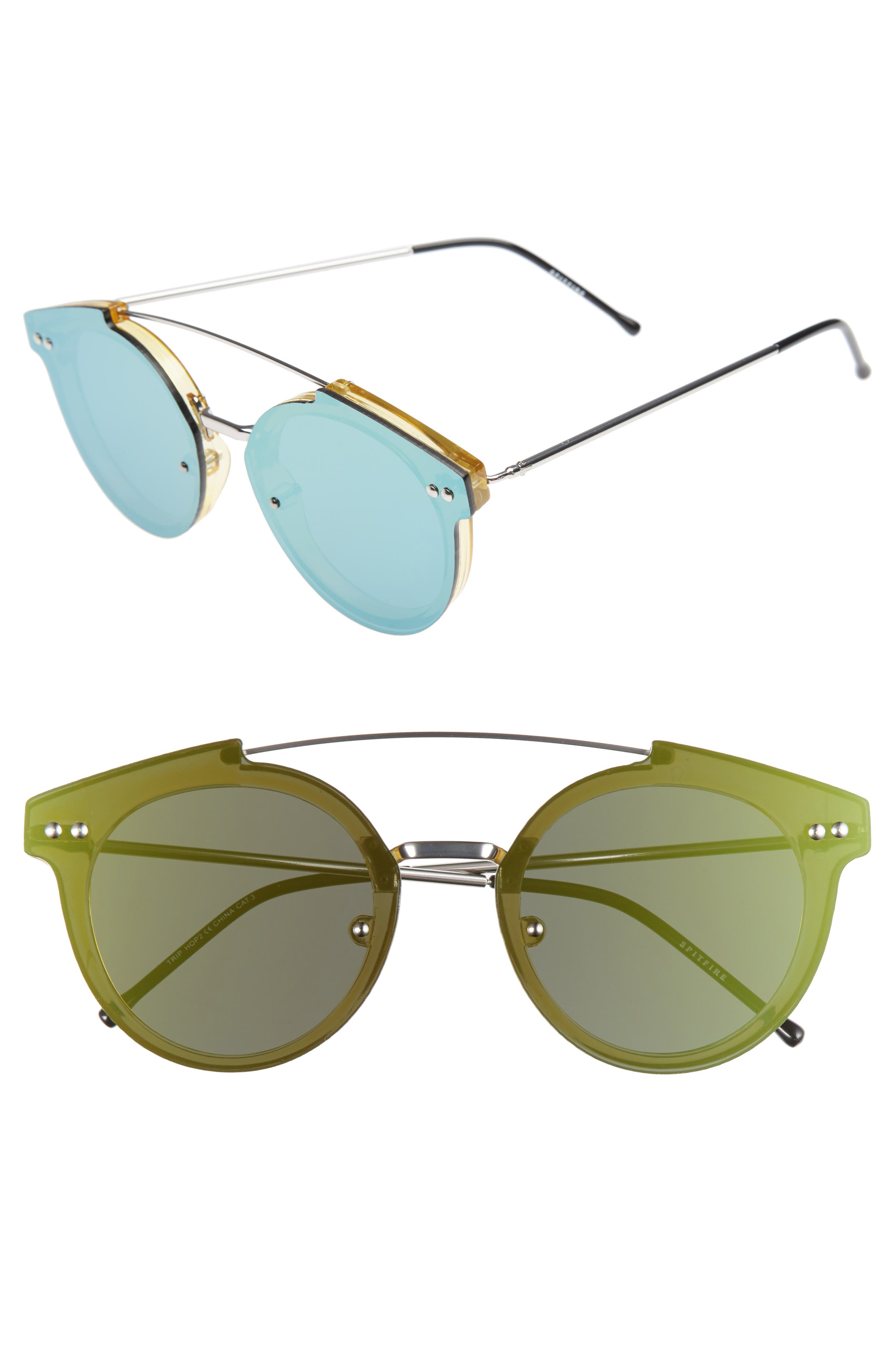 Spitfire Trip Hop 2 55mm Sunglasses