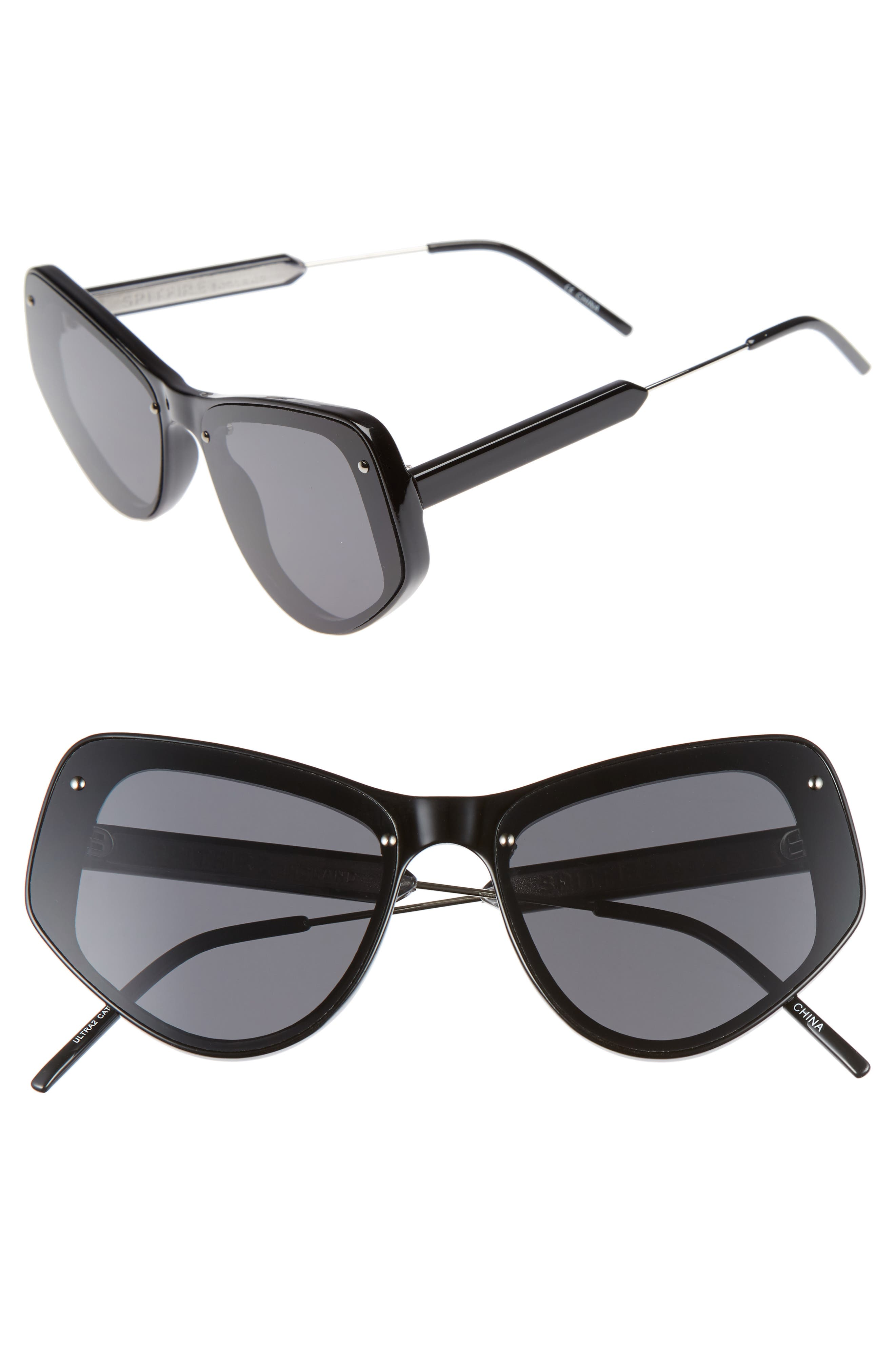 Spitfire Ultra 2 62mm Mirrored Sunglasses