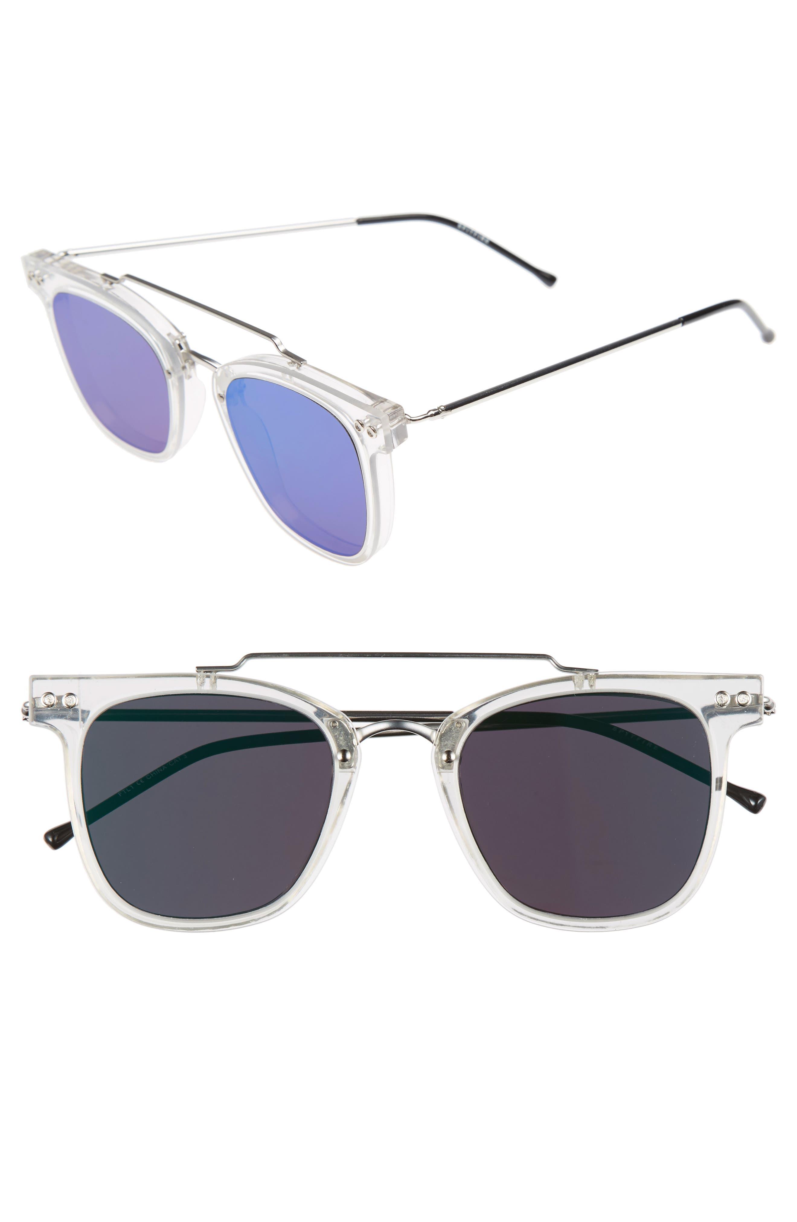 Spitfire FTL 54mm Flat Frame Sunglasses