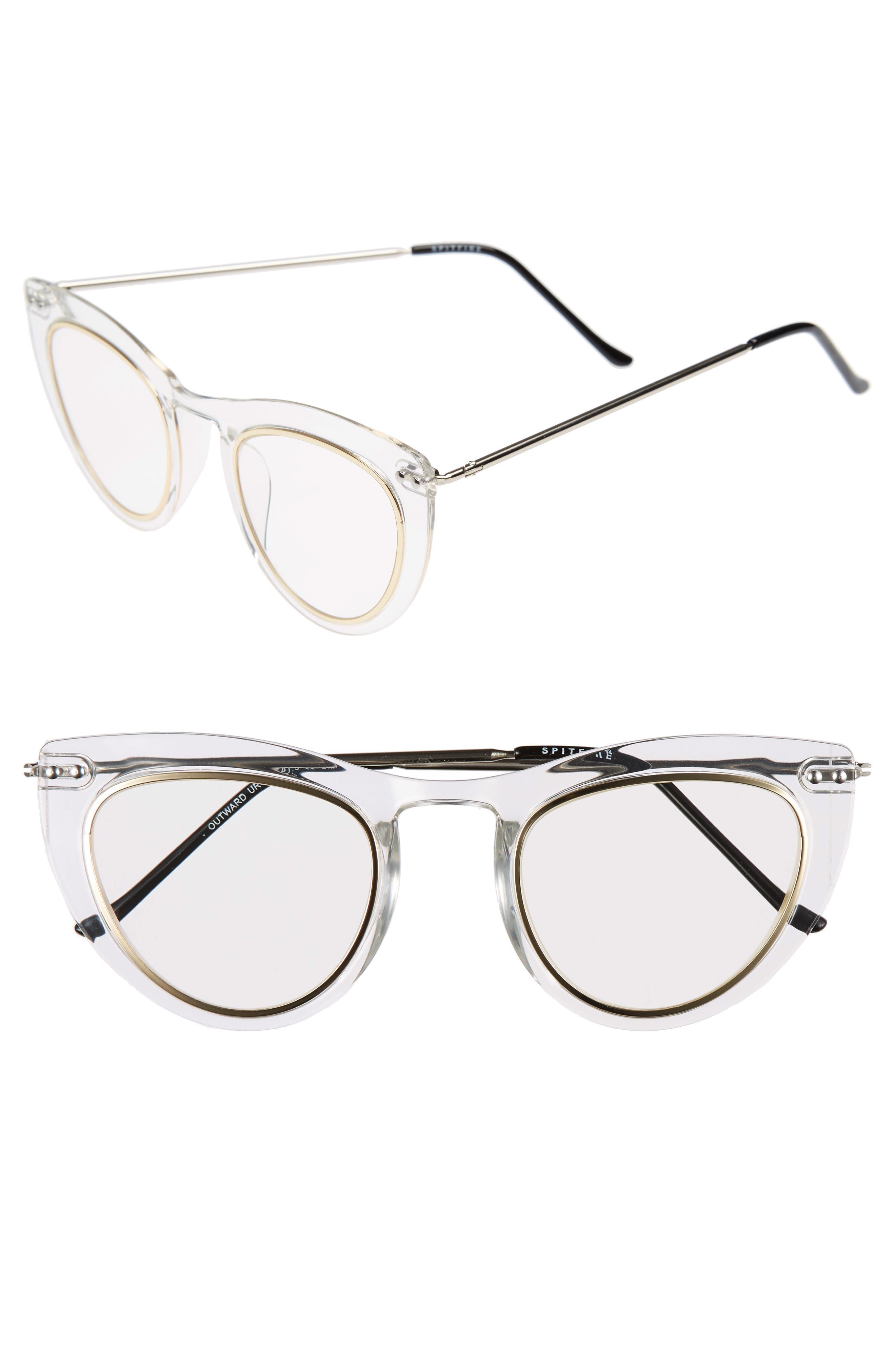 Spitfire Outward Urge 50mm Cat Eye Sunglasses