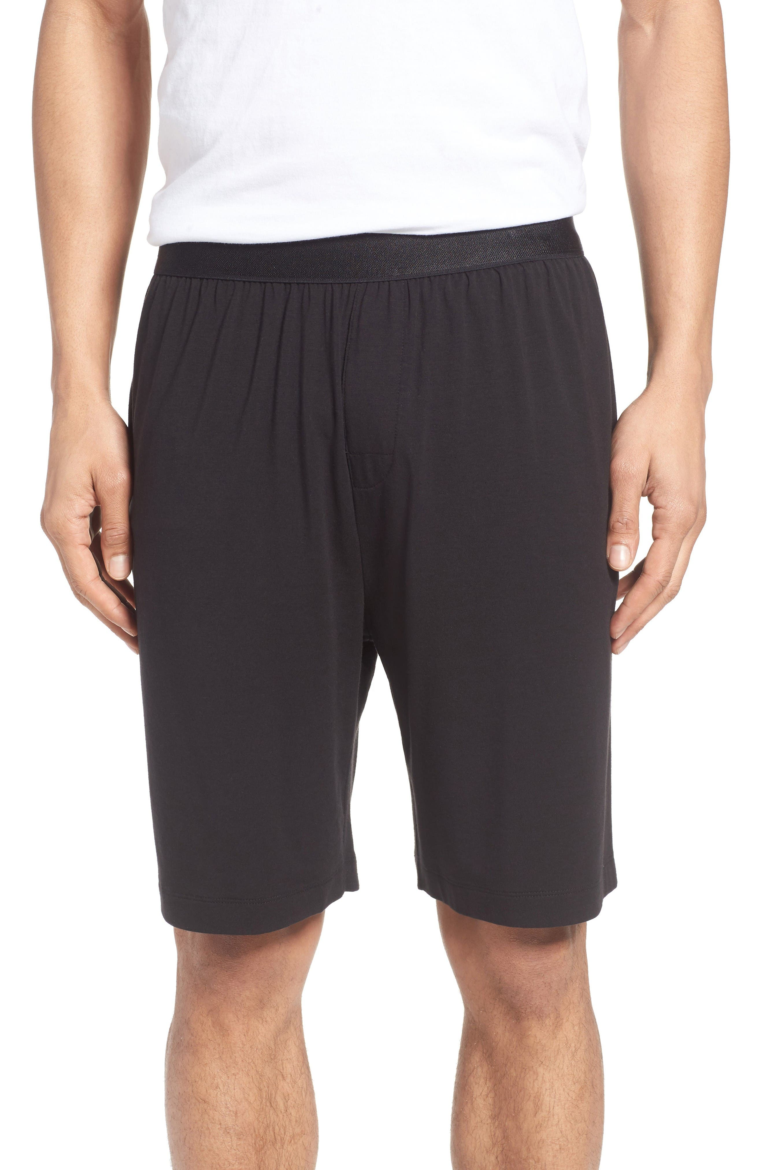 Nordstrom Men's Shop Micromodal Blend Lounge Shorts