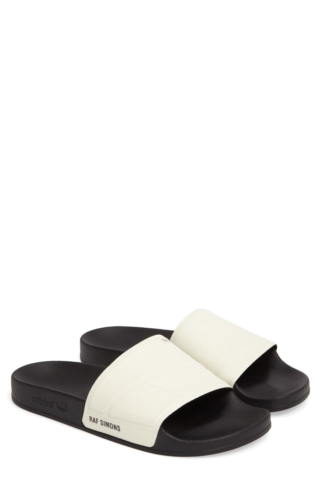 Alternate Image 2  - adidas by Raf Simons Bunny Adilette Slide Sandal (Men)