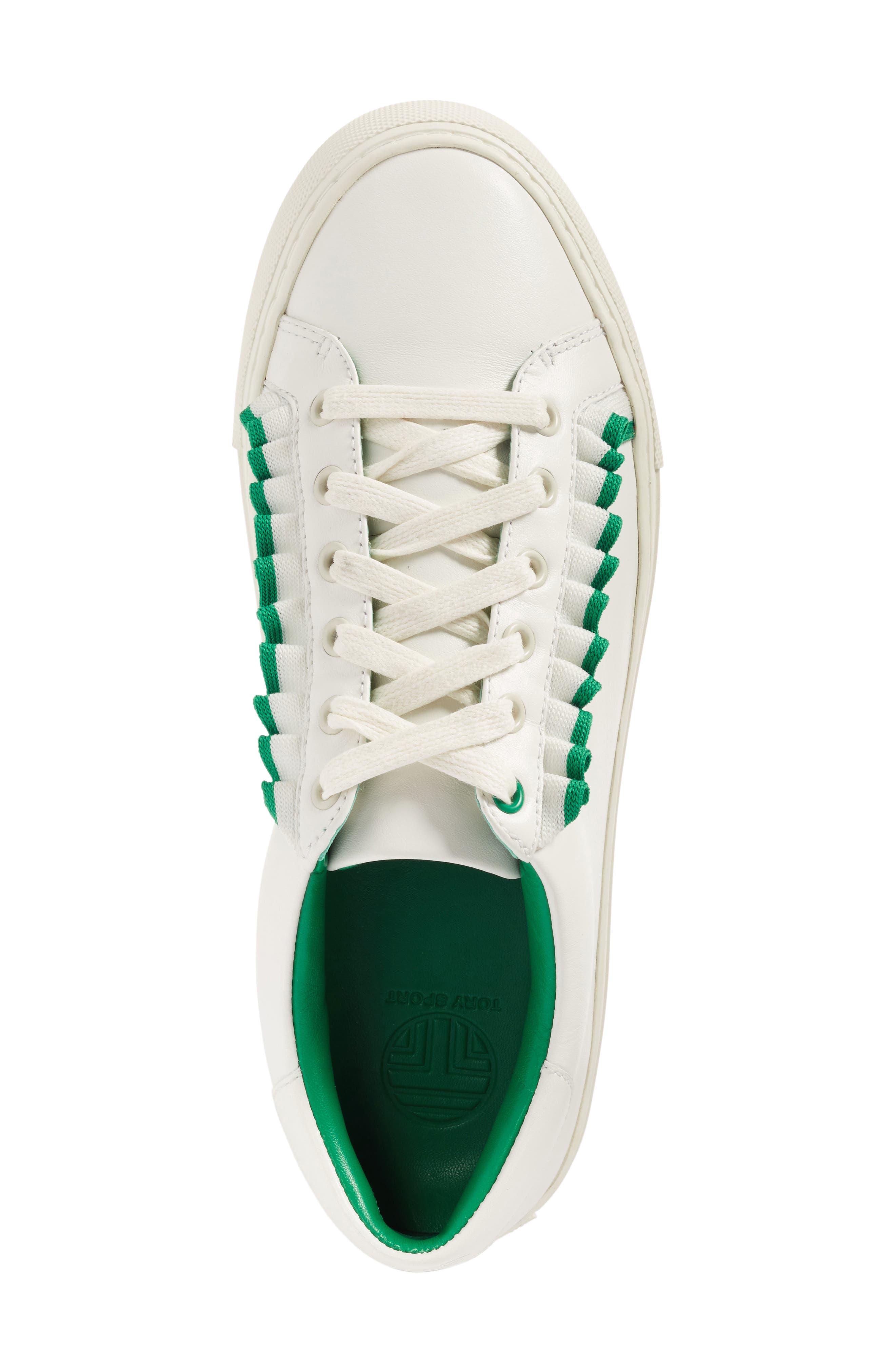 Alternate Image 3  - Tory Sport Ruffle Sneaker (Women)