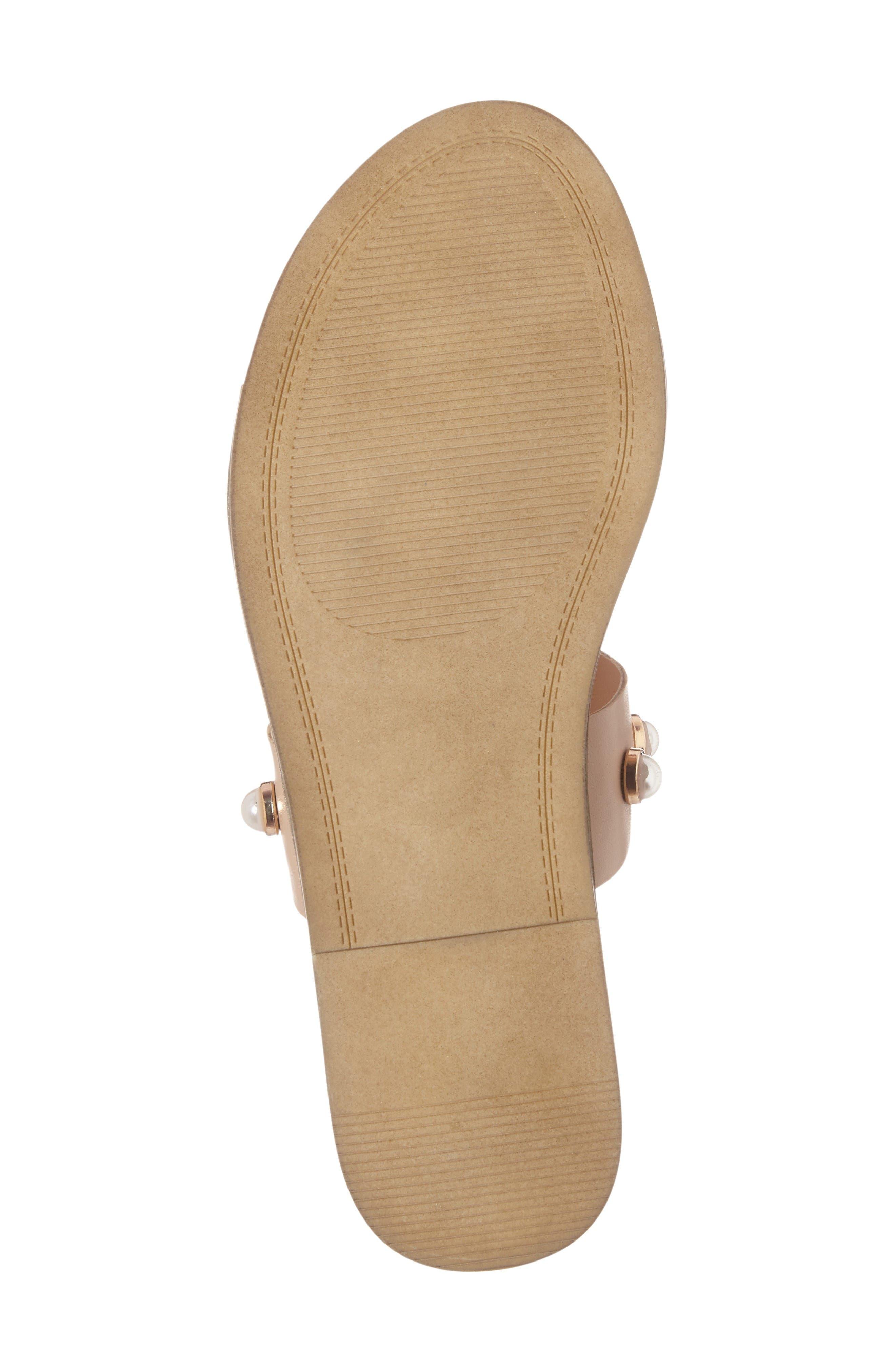 Alternate Image 6  - Steve Madden Jole Embellished Slide Sandal (Women)