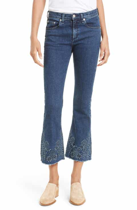 Flare Jeans for Women: Slim, Stretch & Ultra Flare | Nordstrom