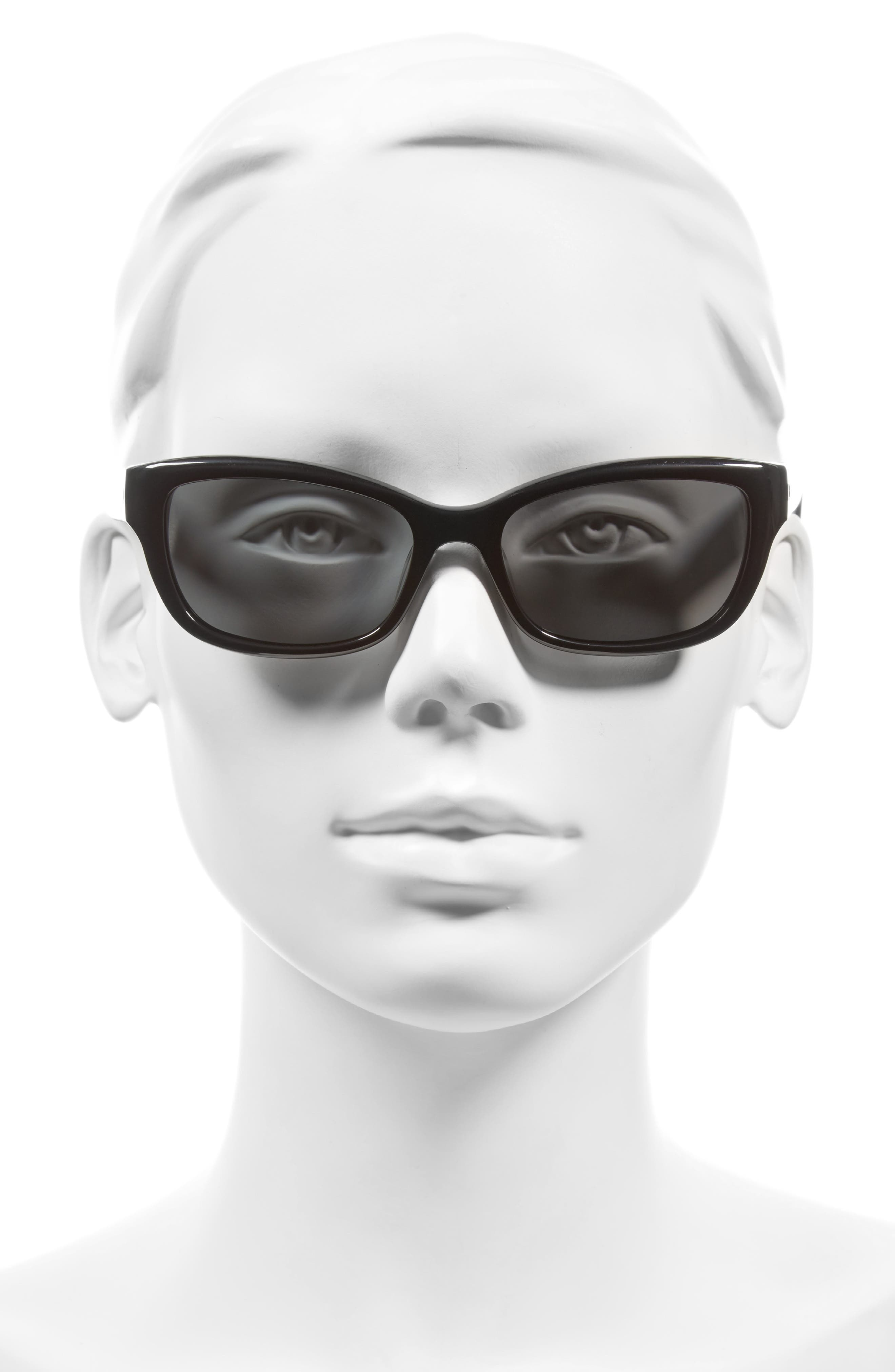Alternate Image 2  - kate spade new york marilee 53mm Polarized Sunglasses