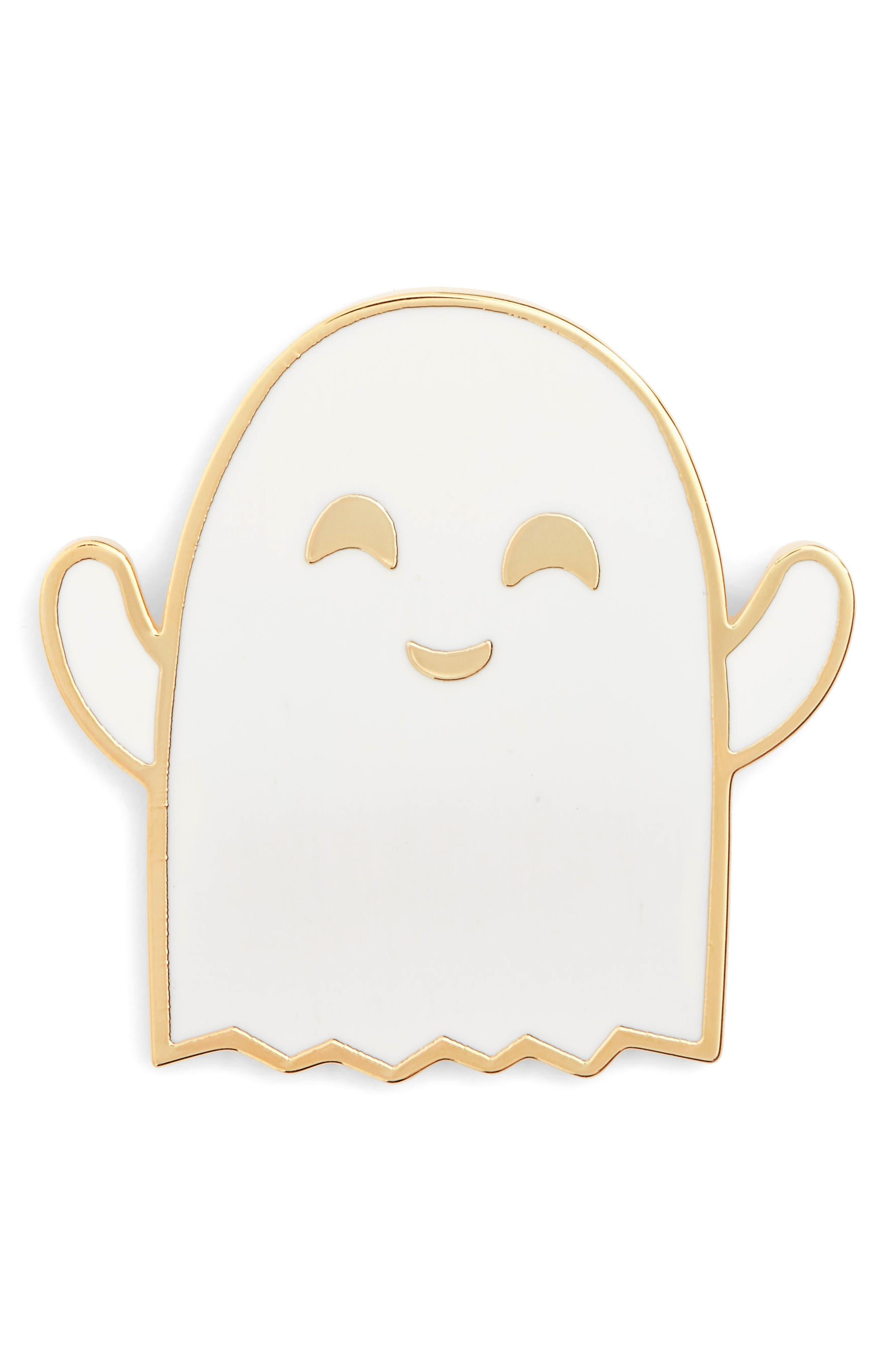 Main Image - Stoney Clover Lane Enamel Ghost Pin