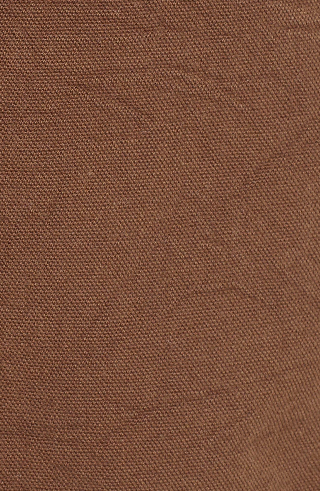 Alternate Image 5  - Apiece Apart Merida Cotton Shorts
