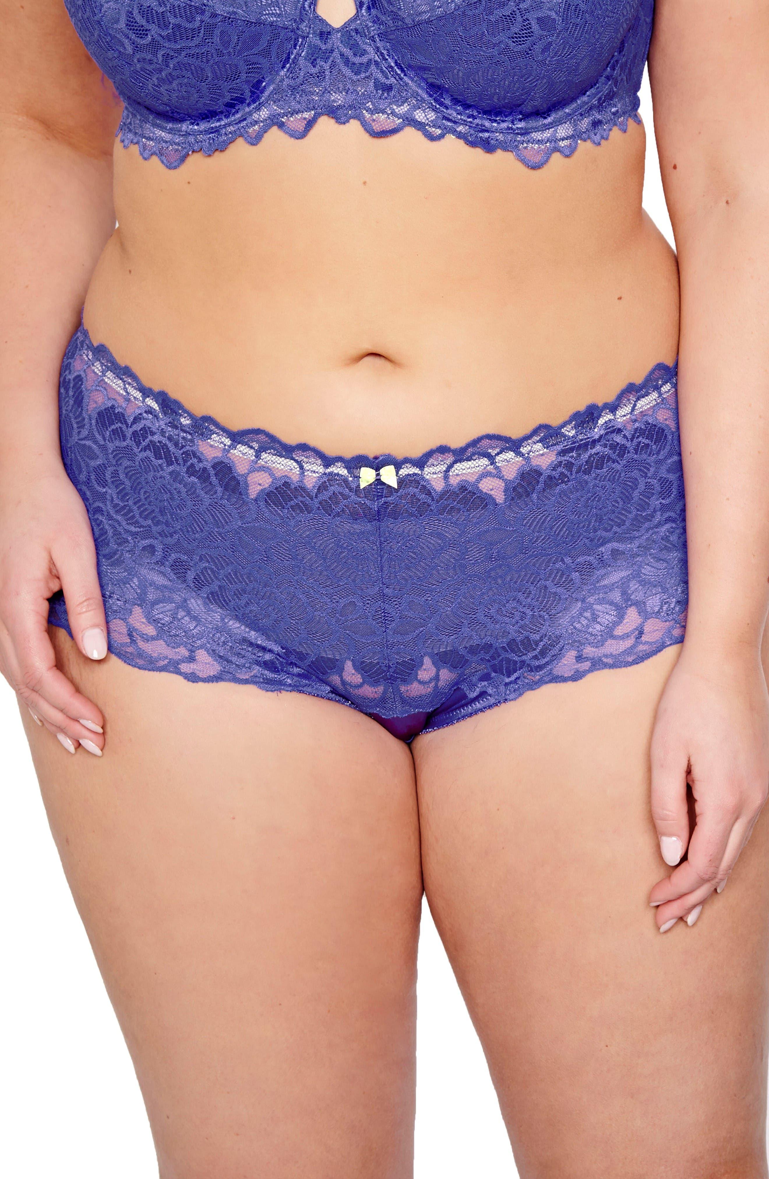 Déesse Lingerie by Addition Elle Femme Couture Panties (Plus Size)