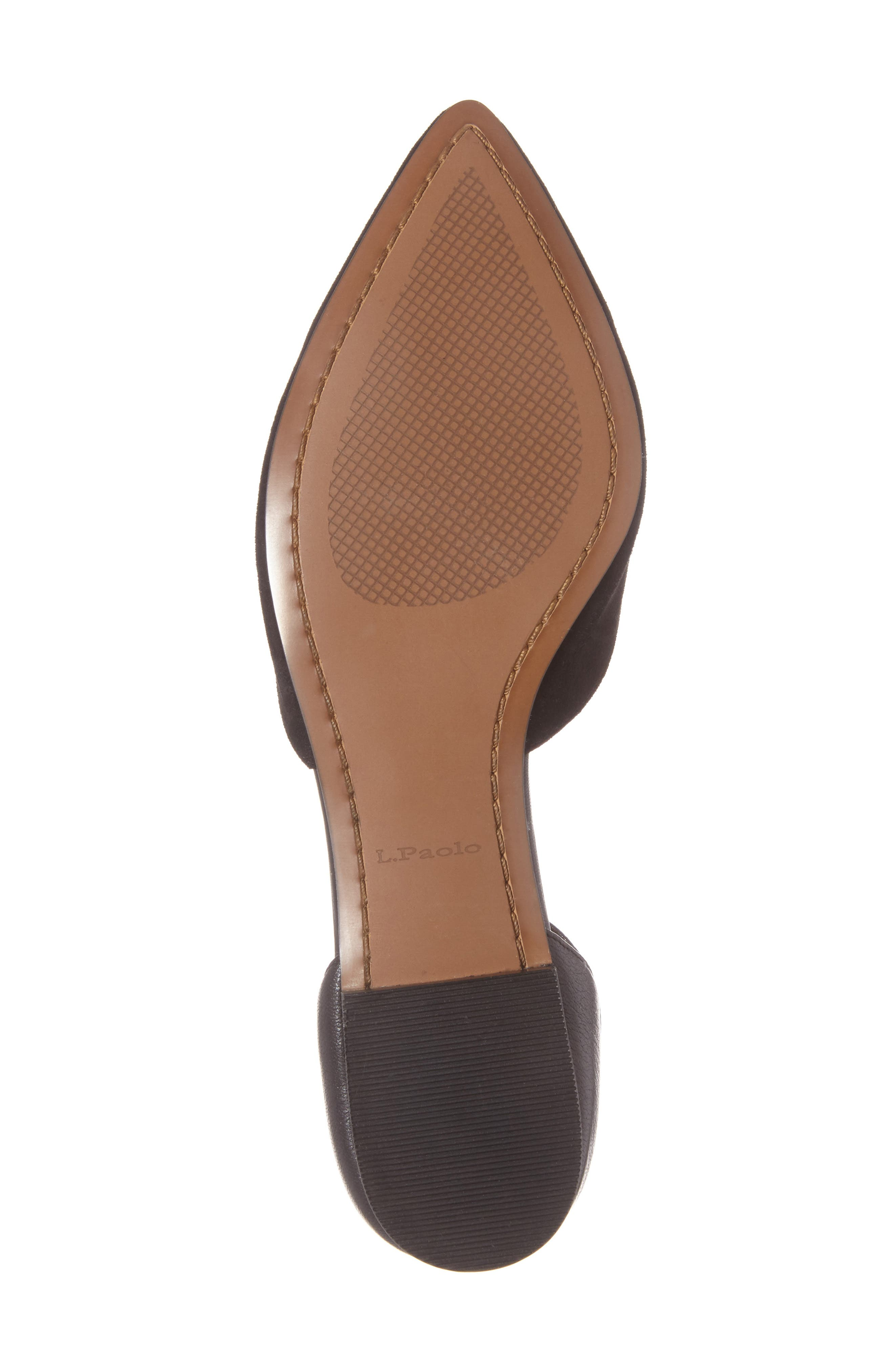 Alternate Image 6  - Linea Paolo Dario Ankle Strap Flat (Women)