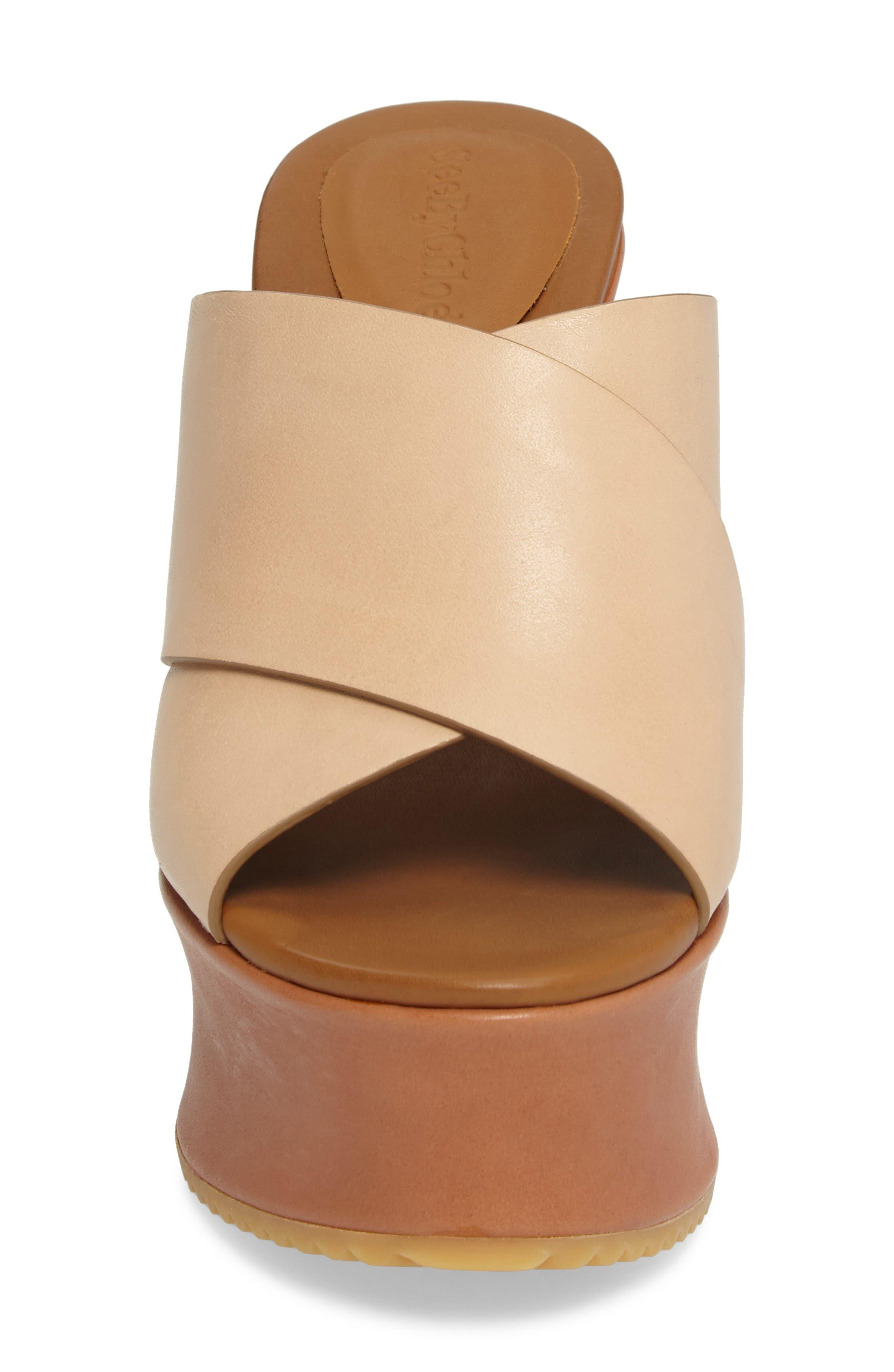 Alternate Image 4  - See by Chloé Maya Platform Sandal (Women)