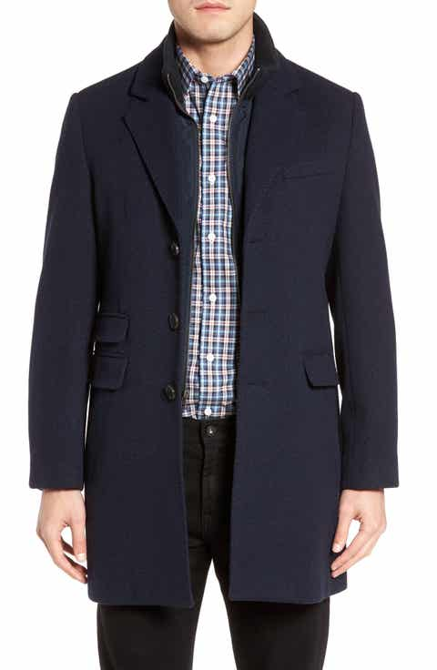 Cardinal of Canada LeClair Wool   Cashmere Topcoat