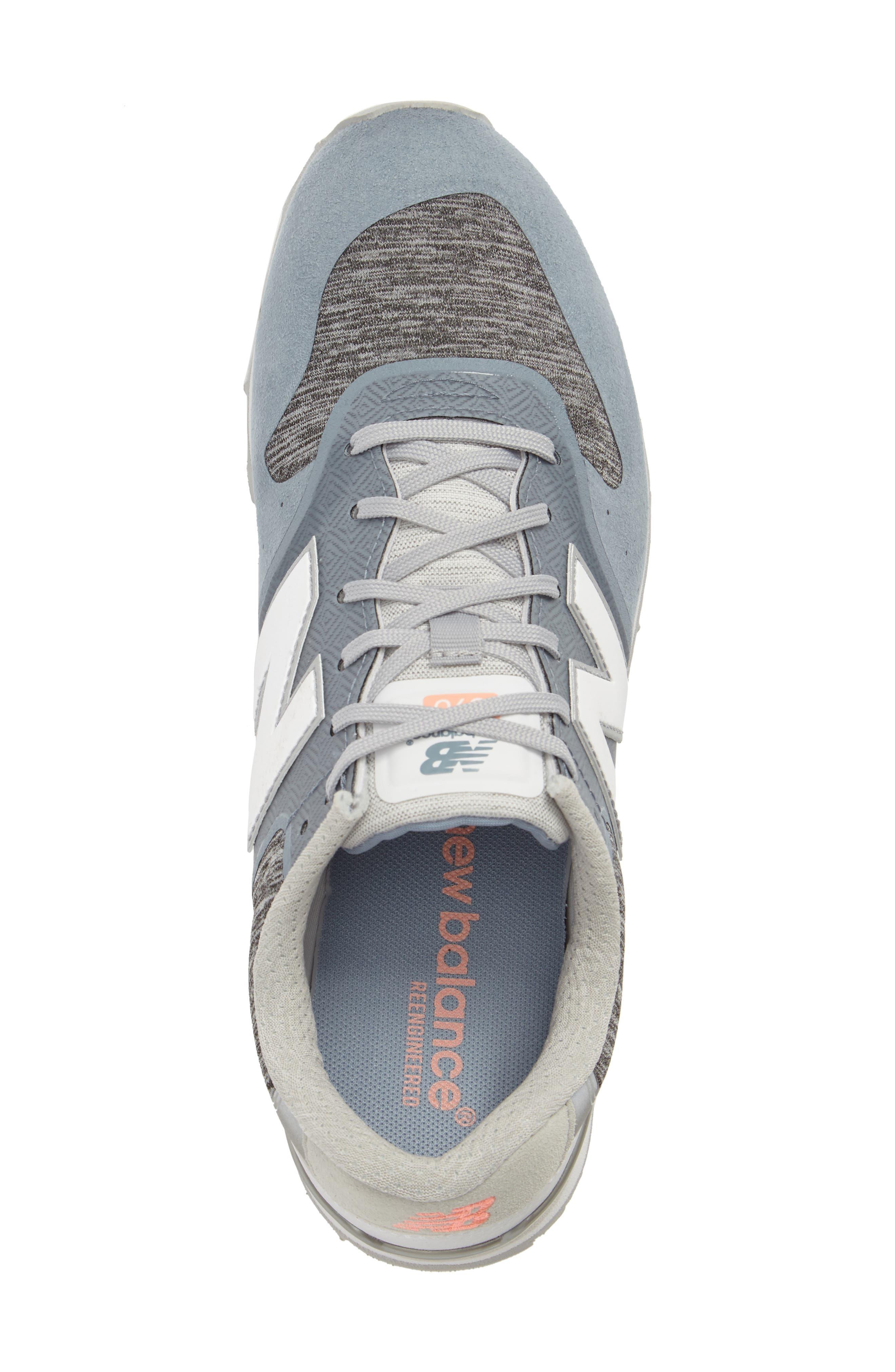 Alternate Image 5  - New Balance 696 Re-Engineered Sneaker (Women)